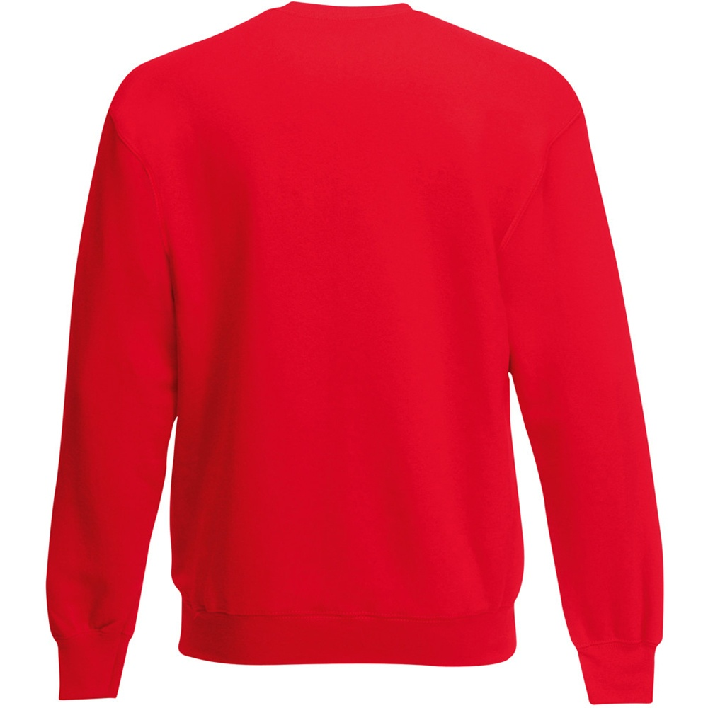 fruit of the loom mens set in belcoro yarn sweatshirt ebay. Black Bedroom Furniture Sets. Home Design Ideas