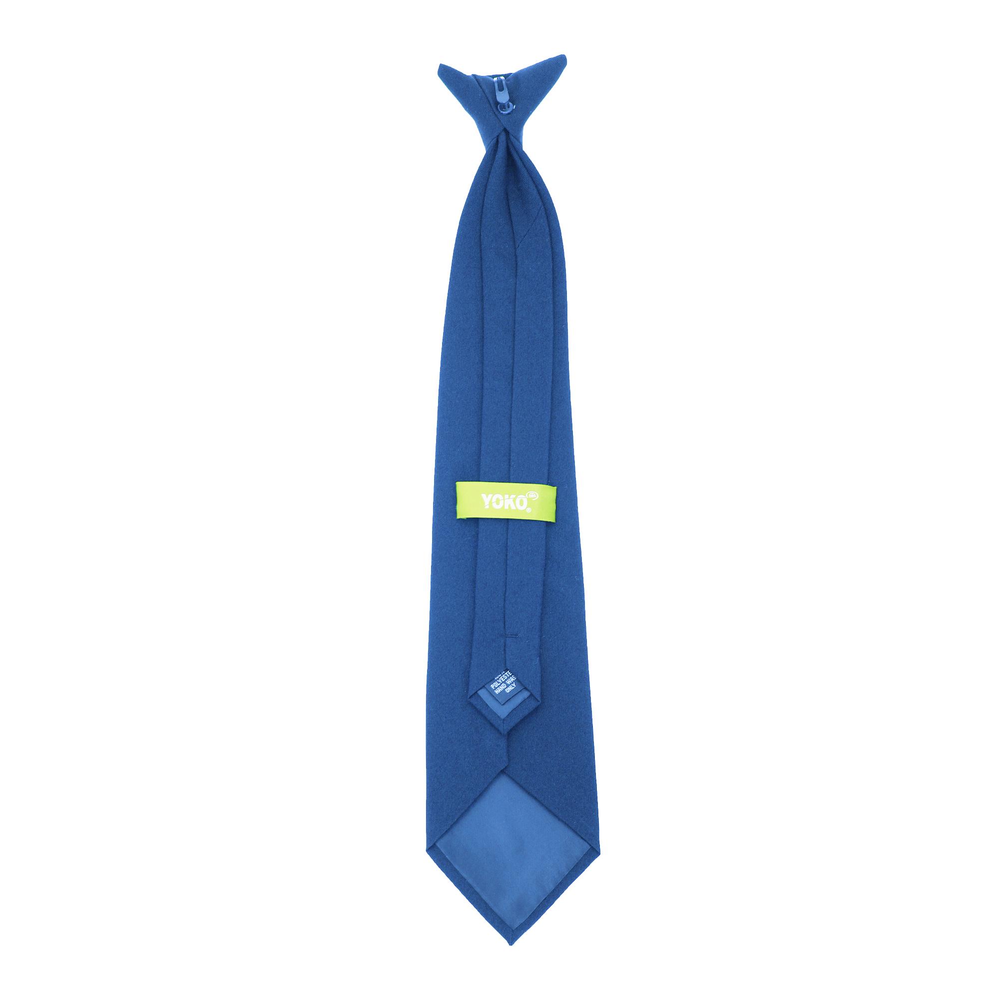 4 Stück//Packung Yoko Clip-On Krawatte BC4157