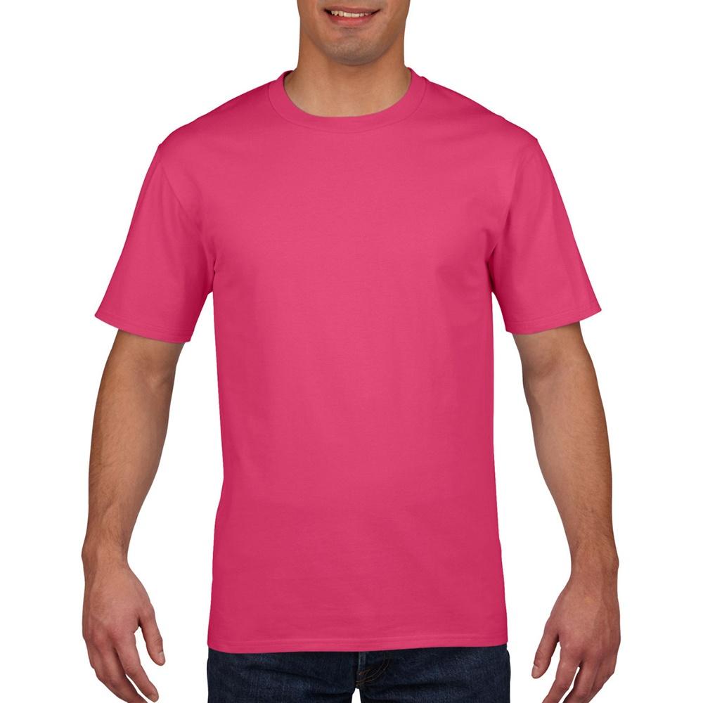 Black t shirt ebay - Gildan Mens Premium Cotton Ring Spun Short Sleeve