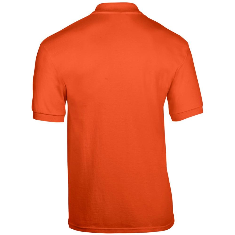 Gildan adult mens womens dryblend jersey short sleeve for Polo shirts tall sizes
