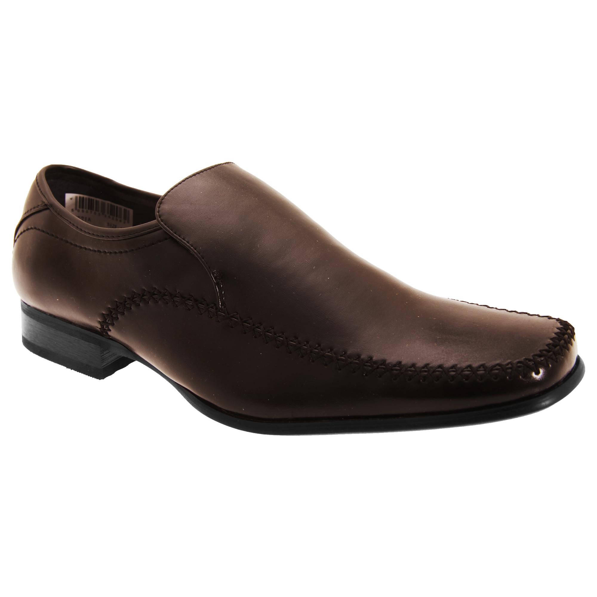 goor herren loafer slipper schuhe leder ebay. Black Bedroom Furniture Sets. Home Design Ideas