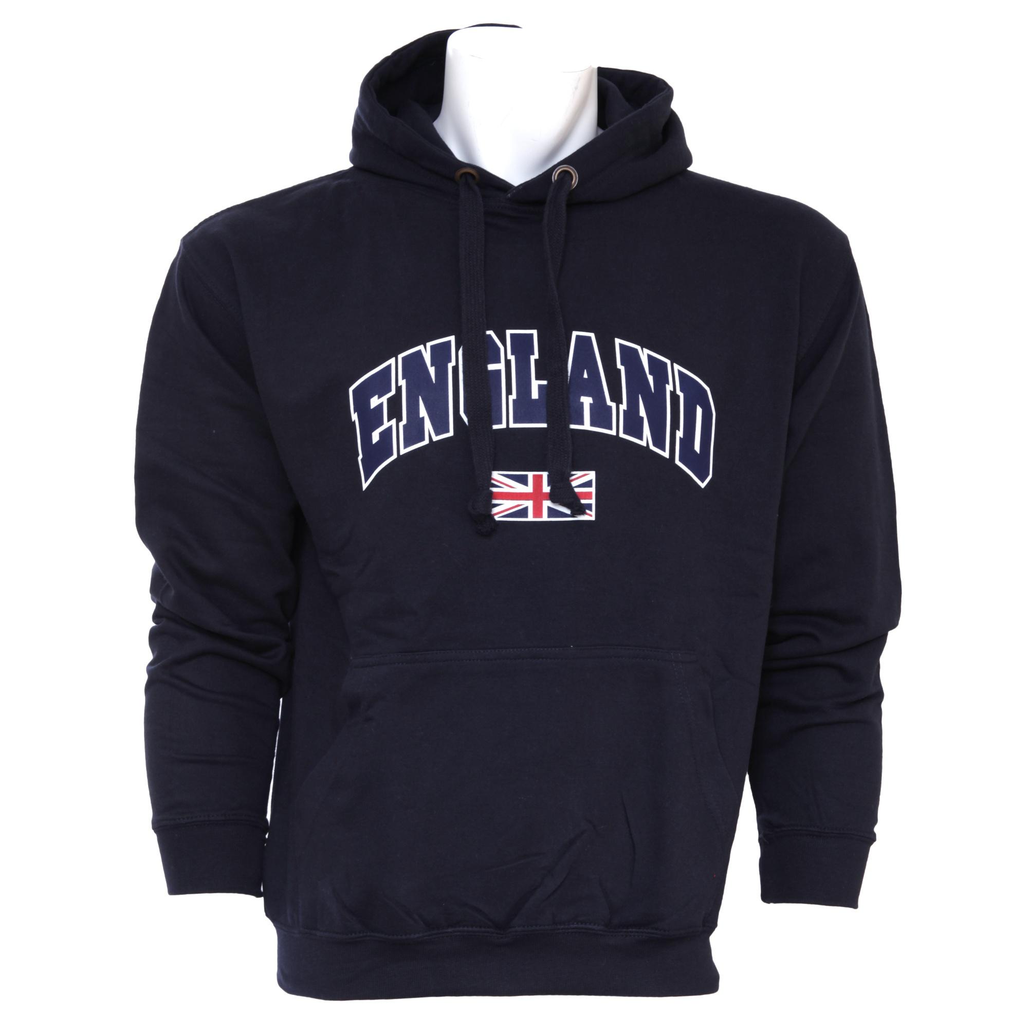 Union jack hoodie