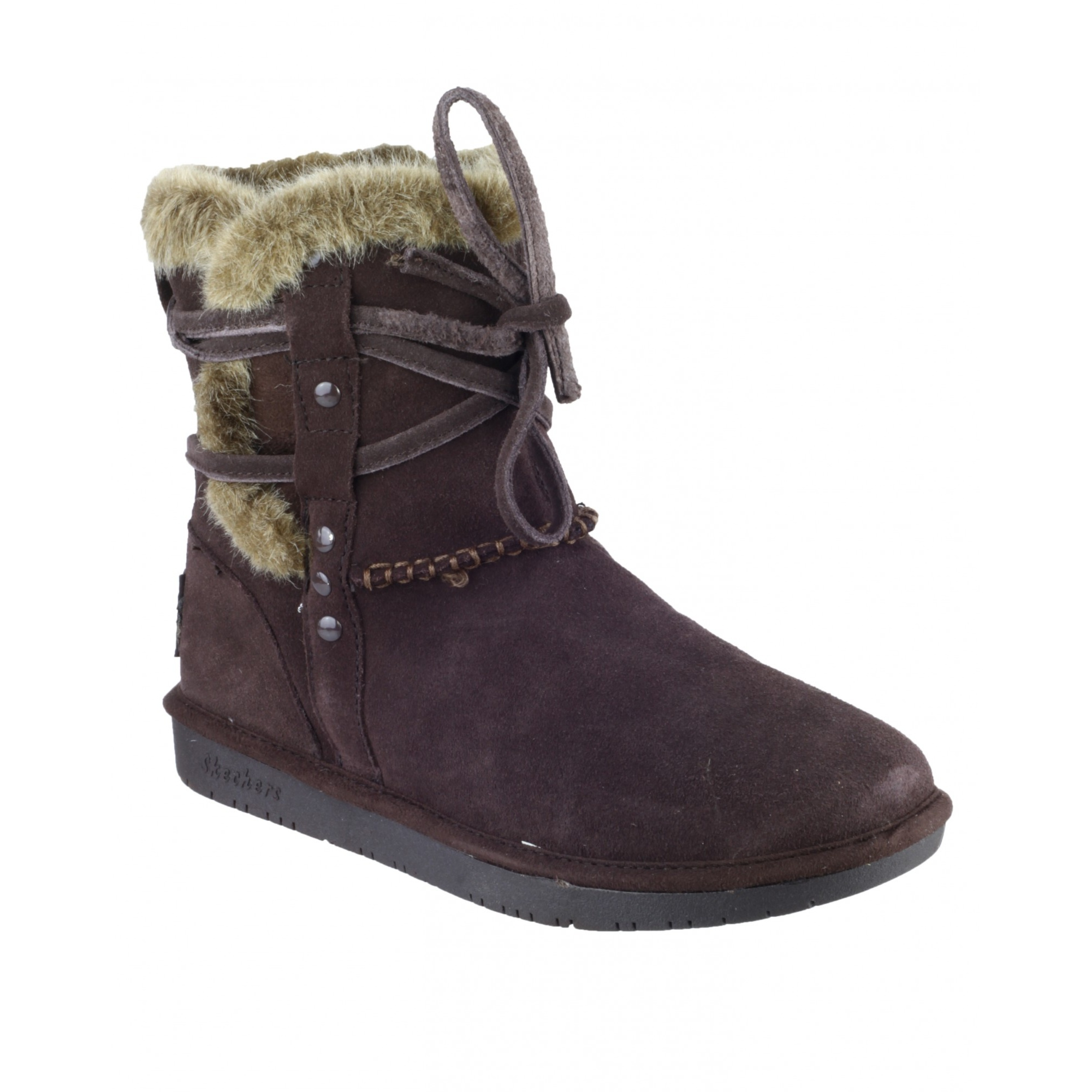 skechers sk48005 boot womens winter boots ebay