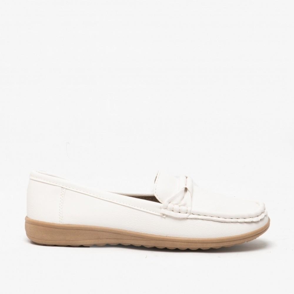 amblers paros damen sommerschuhe loafer slipper mokassins ebay. Black Bedroom Furniture Sets. Home Design Ideas