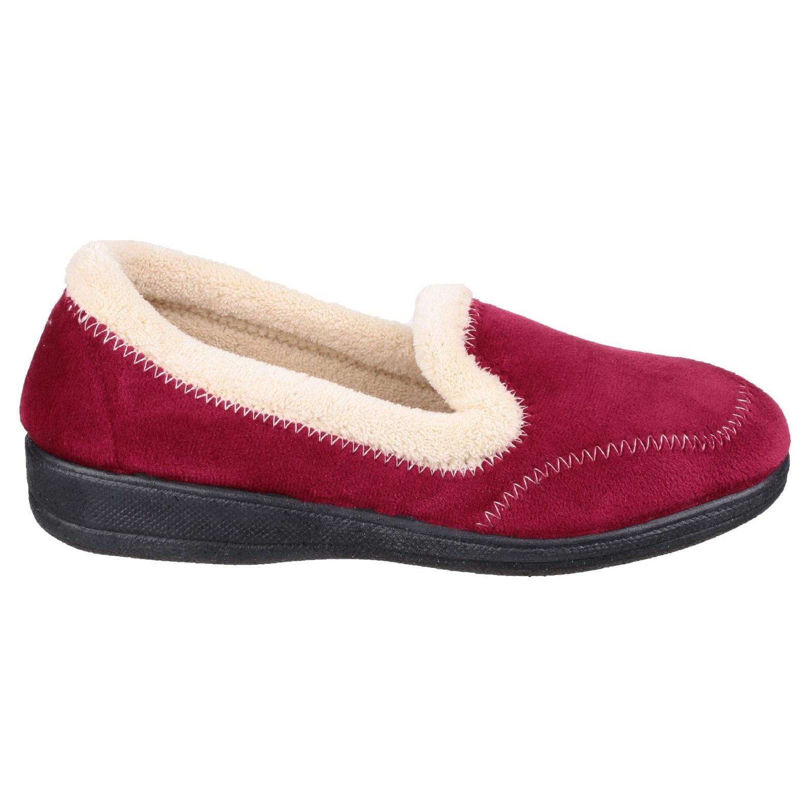 2 Colours 6 Sizes UK 3-8 FS3261 Mirak Womens//Ladies Maier Classic Slippers