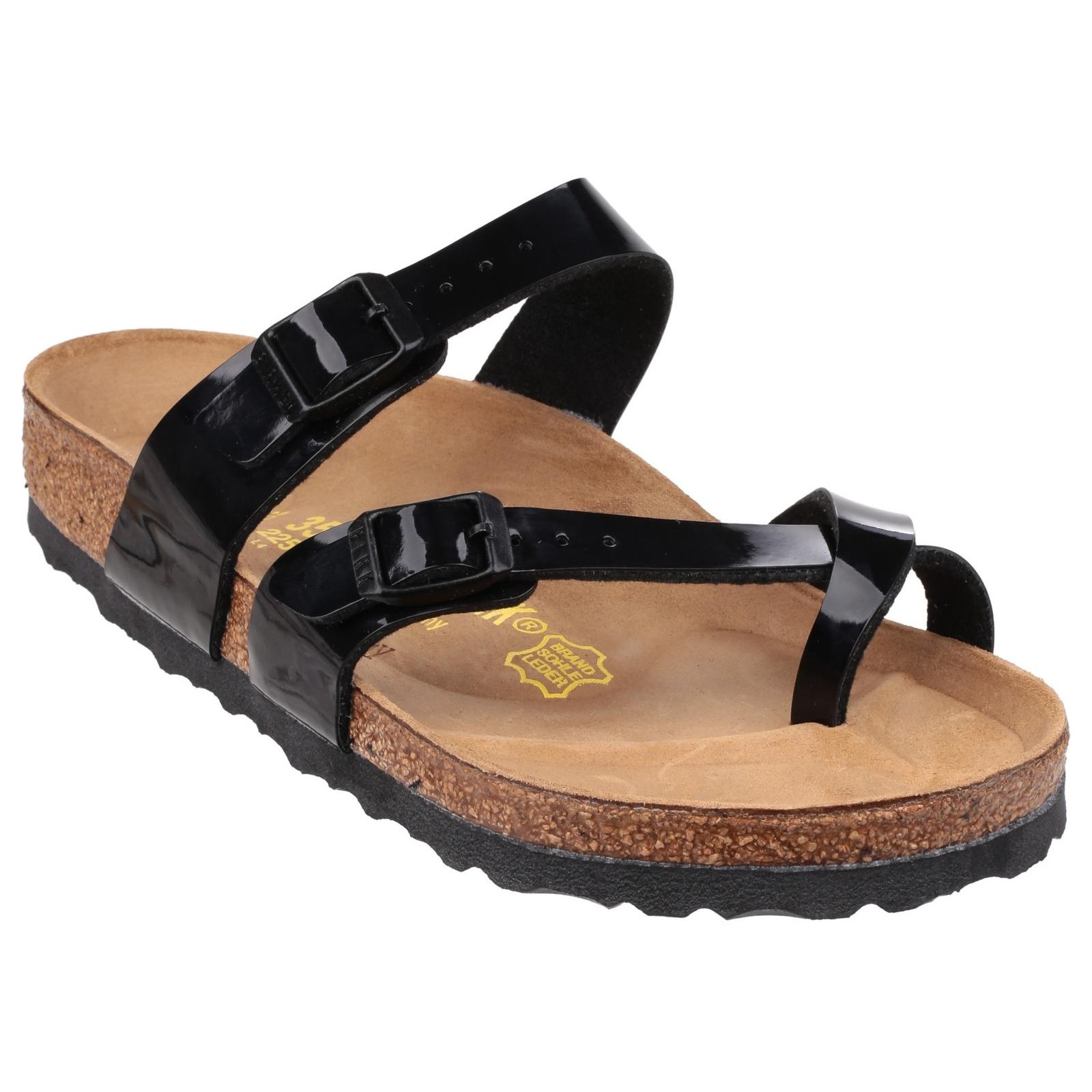 Birkenstock Womens/Ladies Mayari Toe Loop Summer Sandals ...