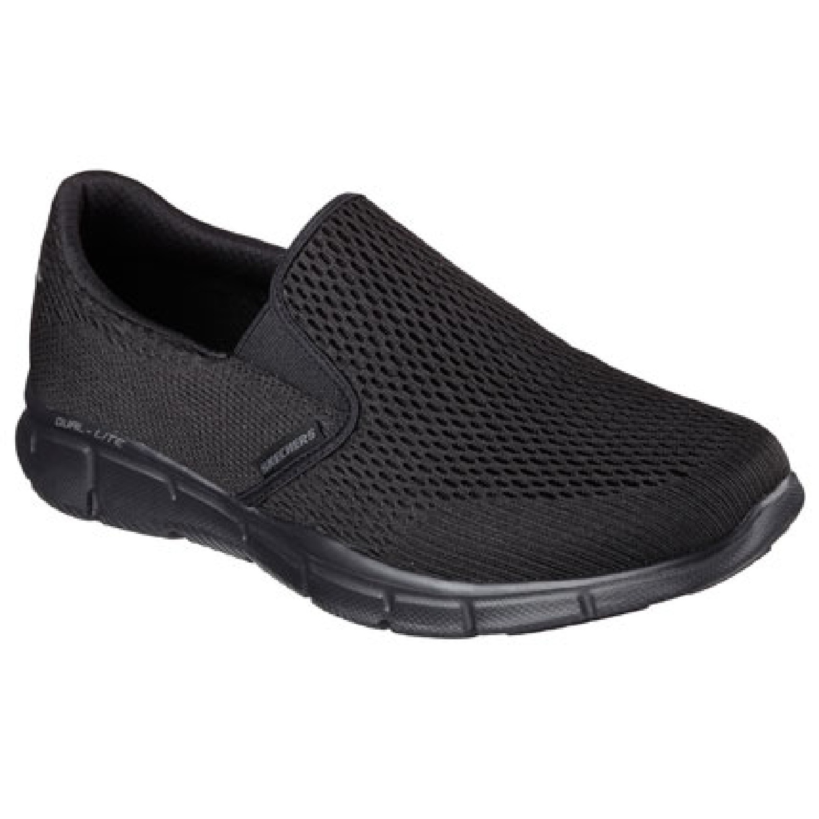 skechers mens equalizer play slip on memory foam