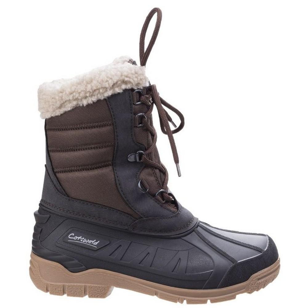 Cotswold Womens//Ladies Coset Waterproof Tall Hiking Boots FS4864