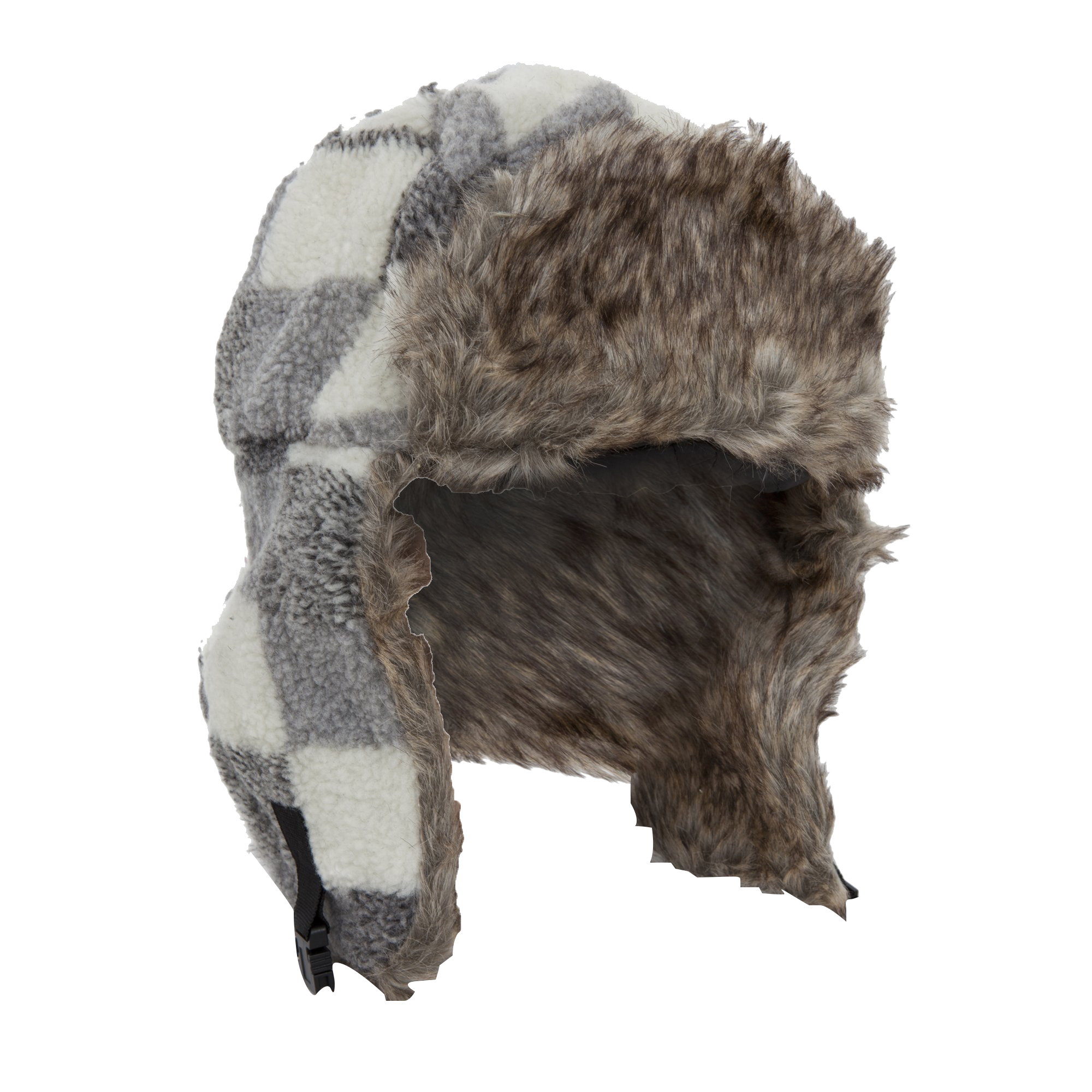 New Ultra Soft Faux Fake Fur Wool blend Tweed Trooper Trapper Pilot Aviator Hunter Ski Winter Skate Hat Cap Ultra Luxurious soft faux fur, feel the difference. Luxuriously soft, super warm but, light weight, not too heavy that you will sweat in them.