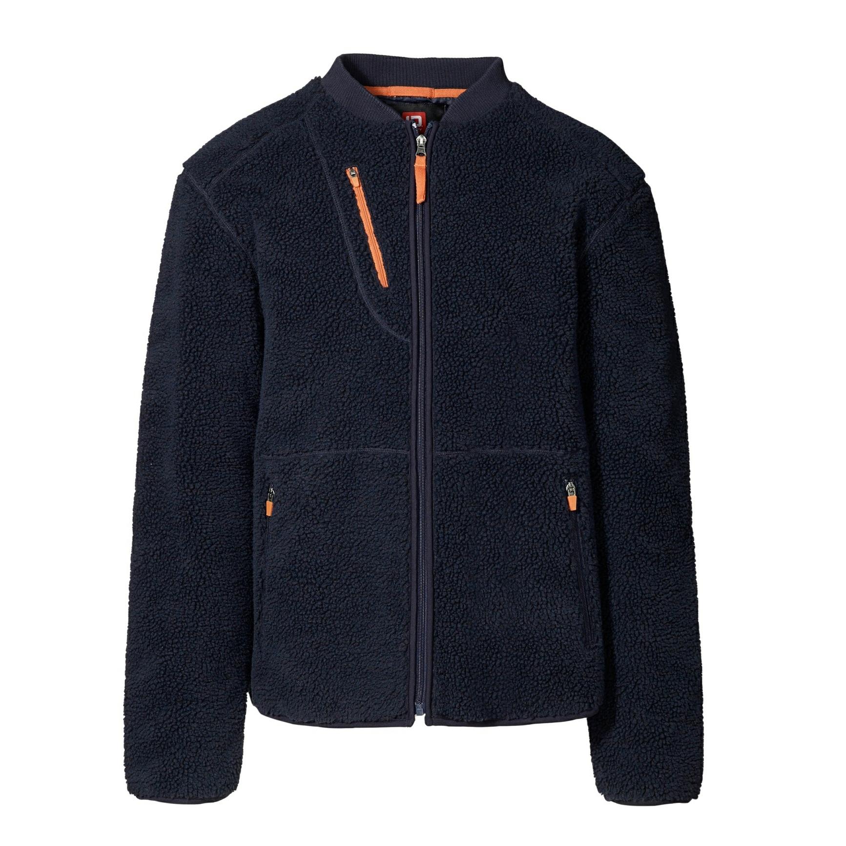 ID Mens Full Zip Fleece Jacket