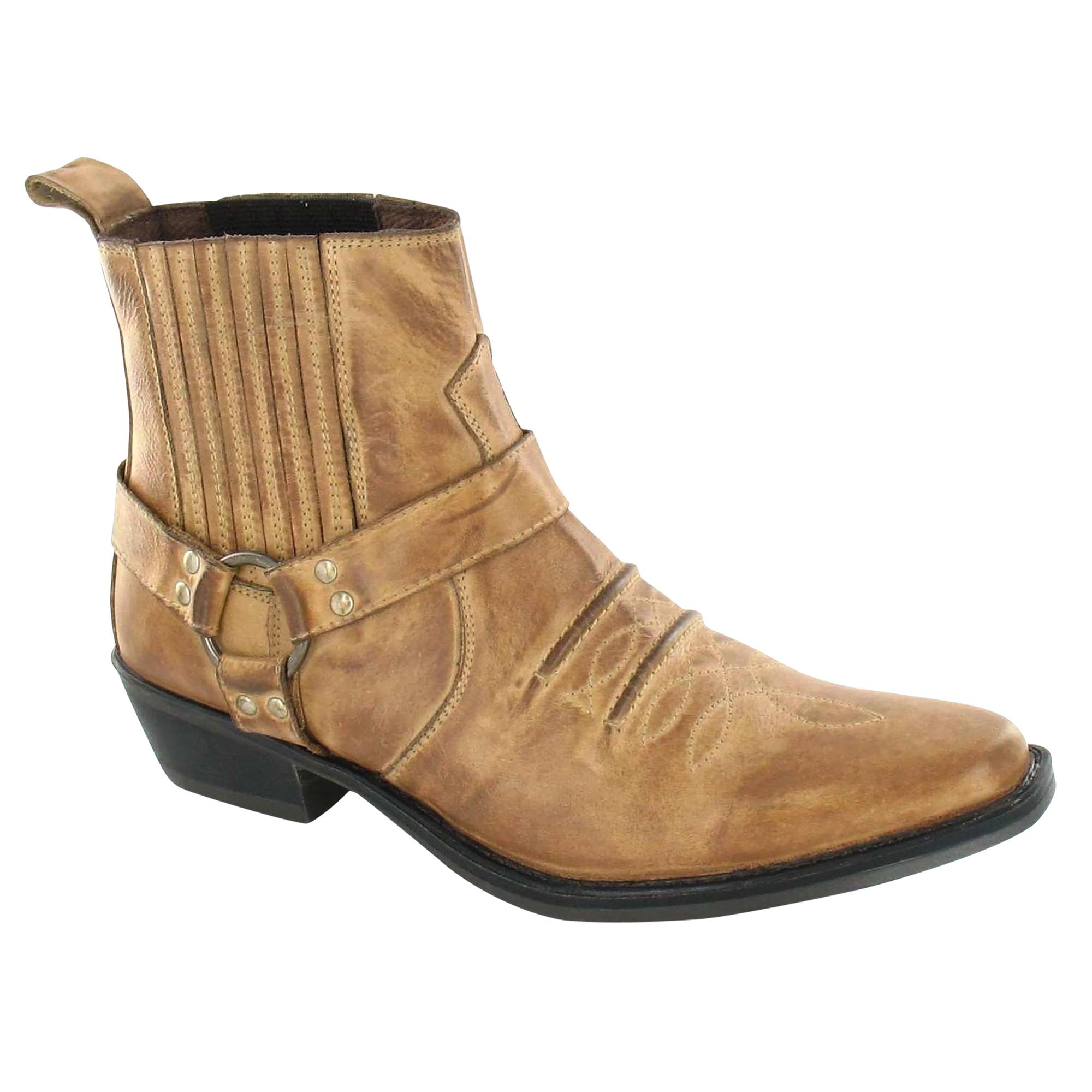 maverick mens a3003 cowboy ankle boots ebay