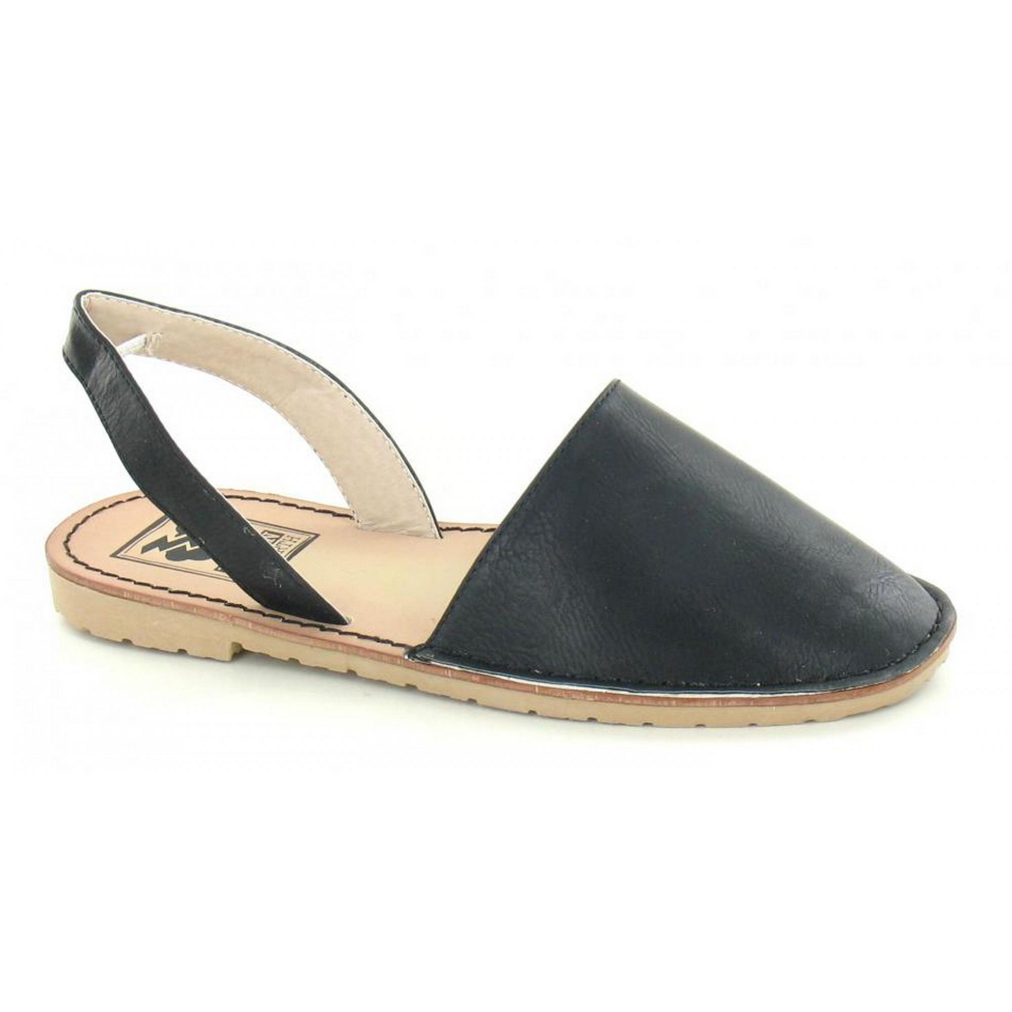 to earth womens closed toe slingback mule