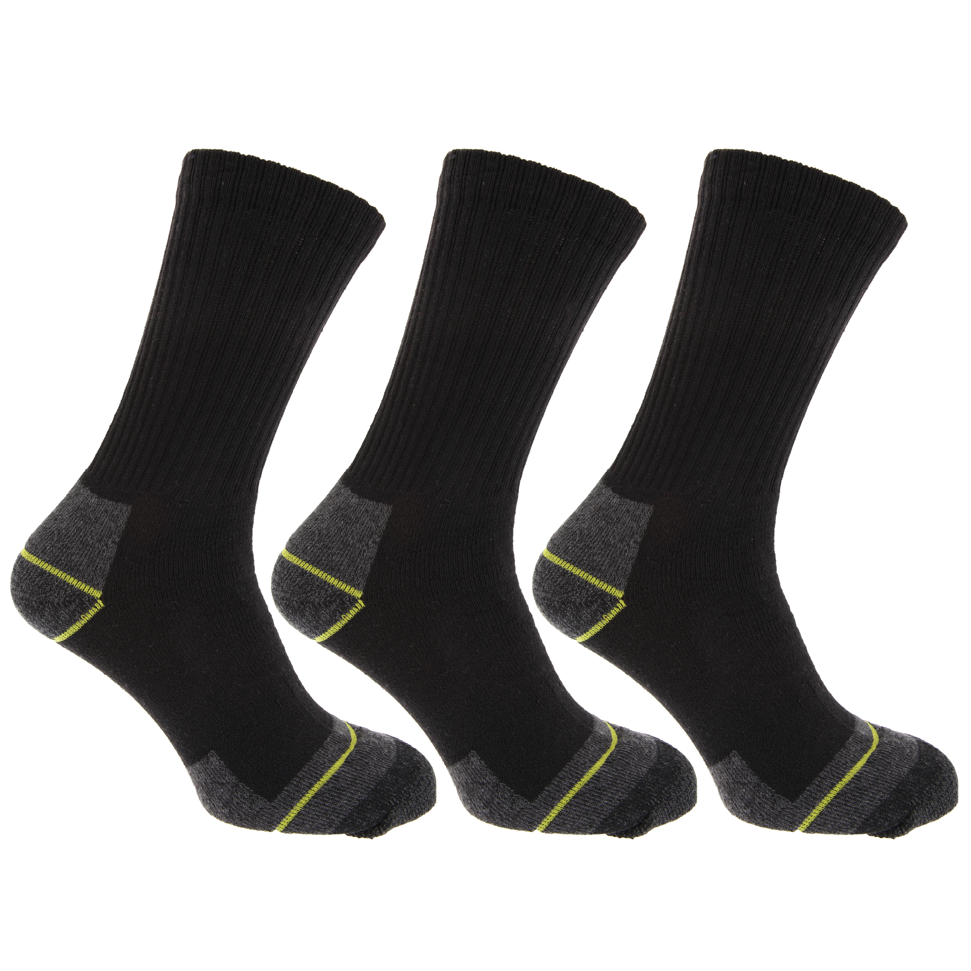 Large Size Mens Cushioned Socks 109