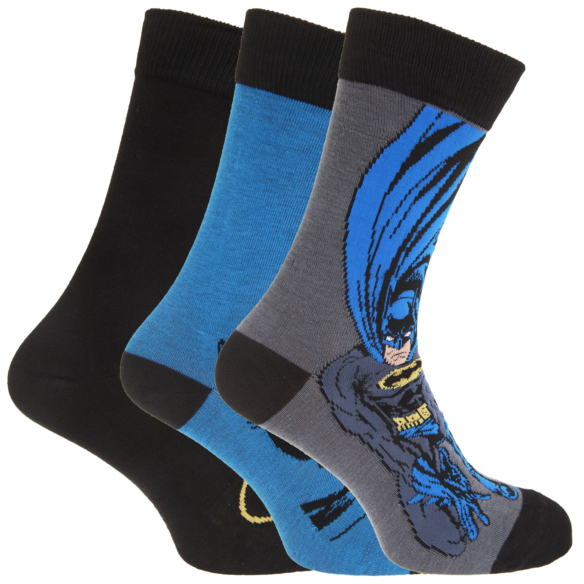 batman boys socks dc comics sleepwear children ankle sock dark knight size see more like this NEW.. Set of 2 Kids Boys Superman Batman Hero Socks fits years.