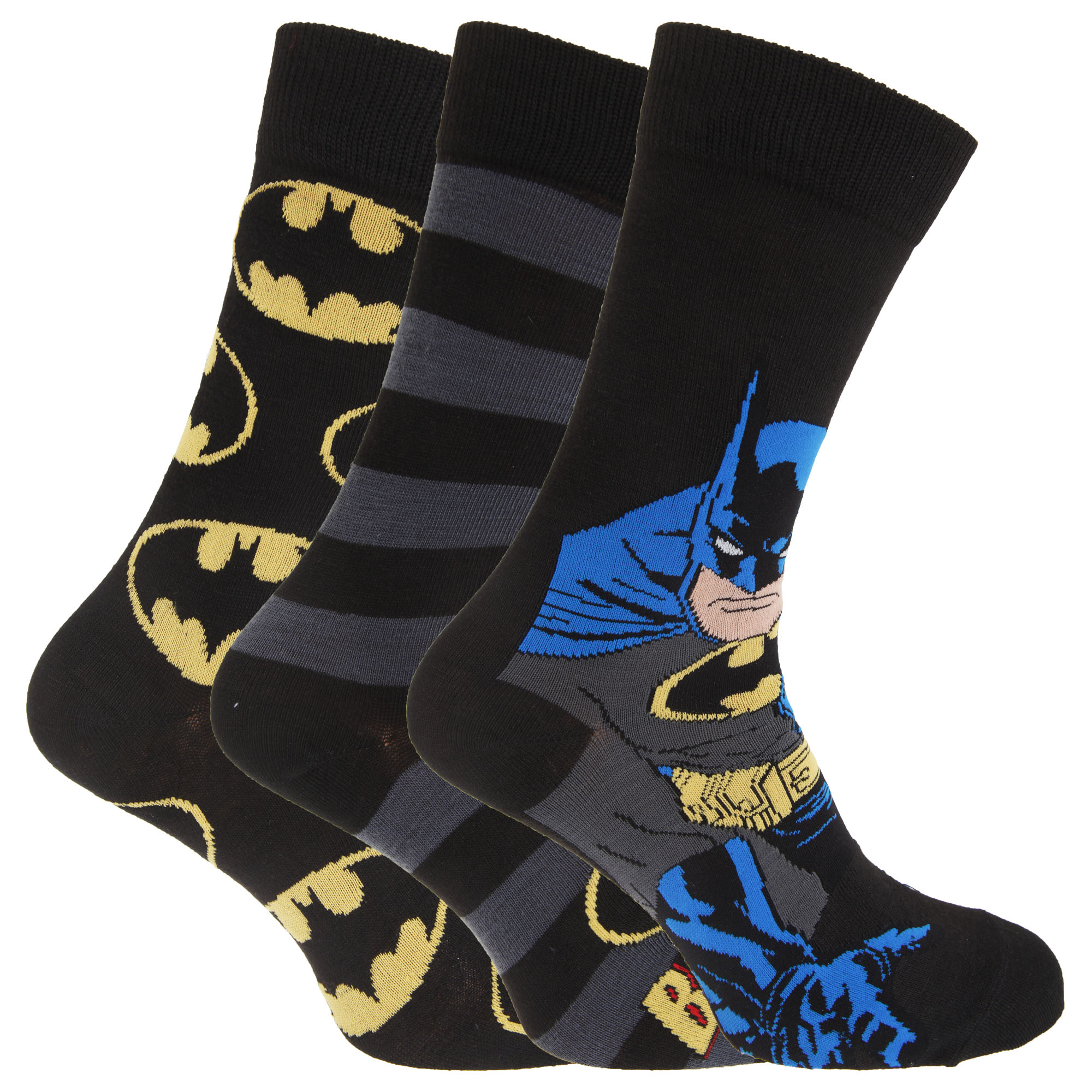 Shop for Batman® Socks Three Pack (Younger) at Next Australia. International shipping and returns available. Buy now!