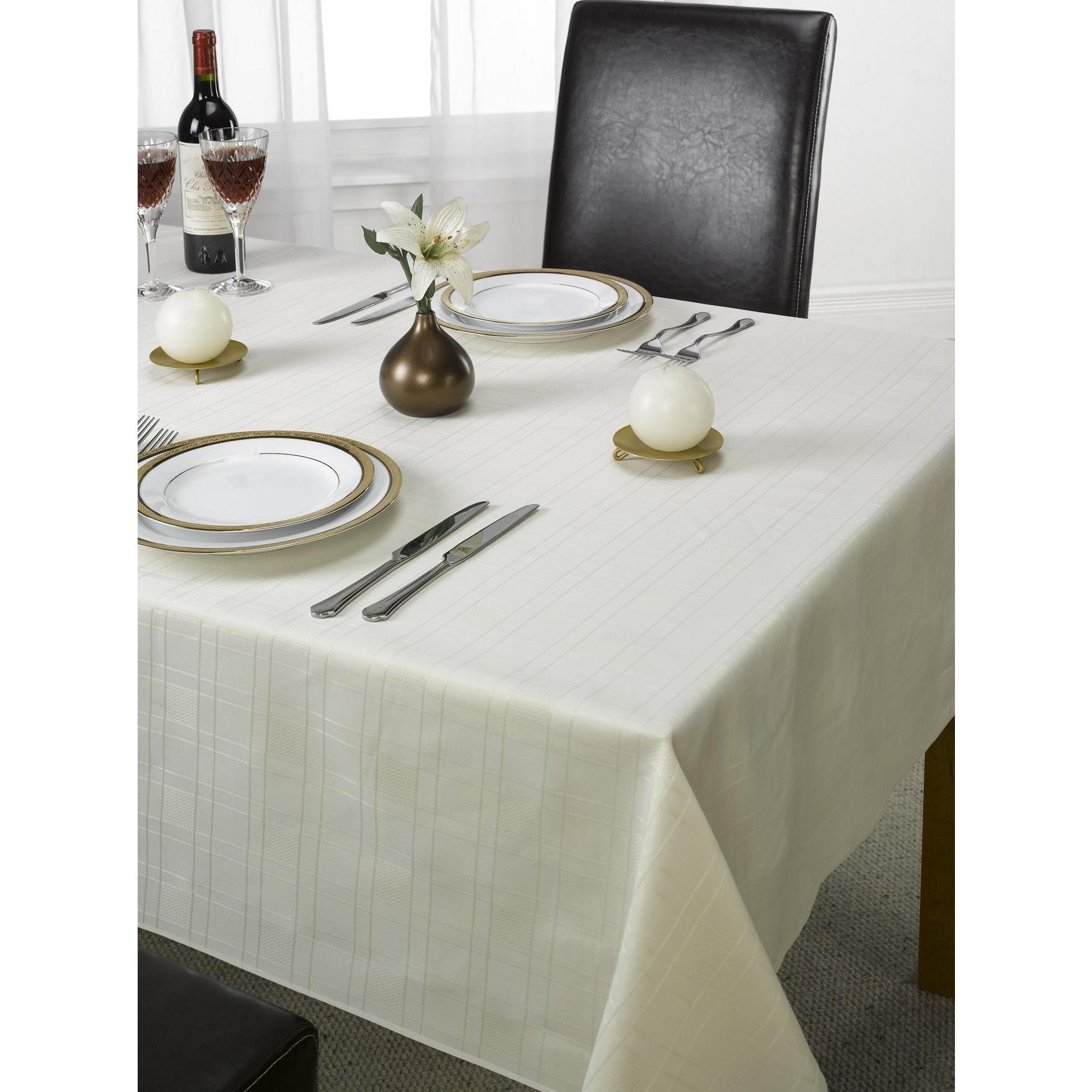 nappe motif carreaux ebay. Black Bedroom Furniture Sets. Home Design Ideas