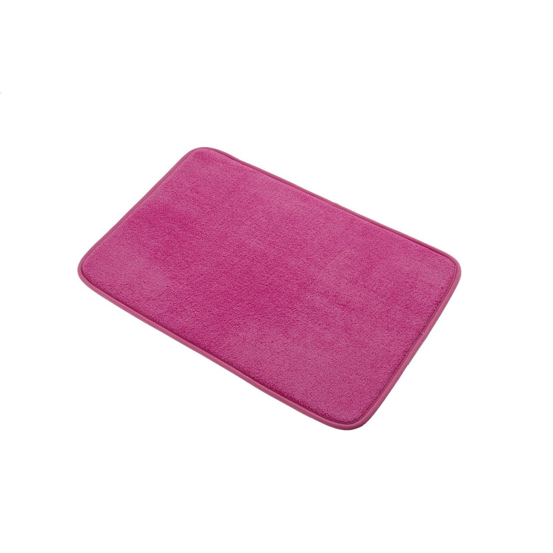 Tappeto da Bagno in Memory Foam Tinta Unita  eBay