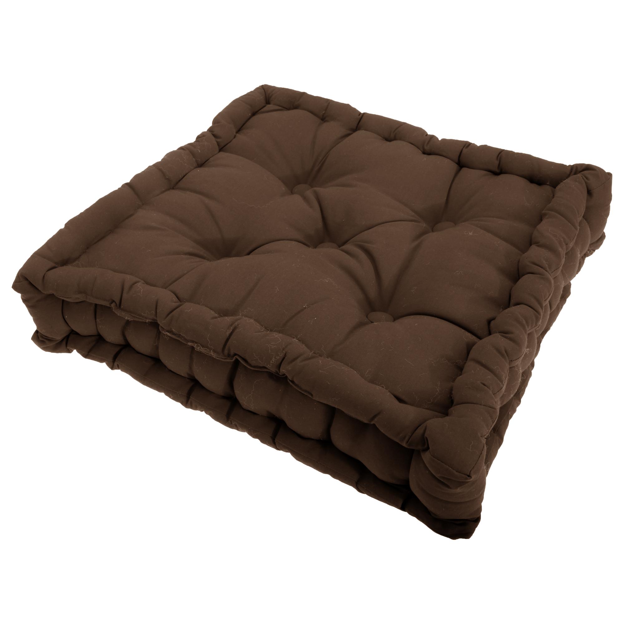 coussin r hausseur pour fauteuil hauteur 10cm ebay. Black Bedroom Furniture Sets. Home Design Ideas
