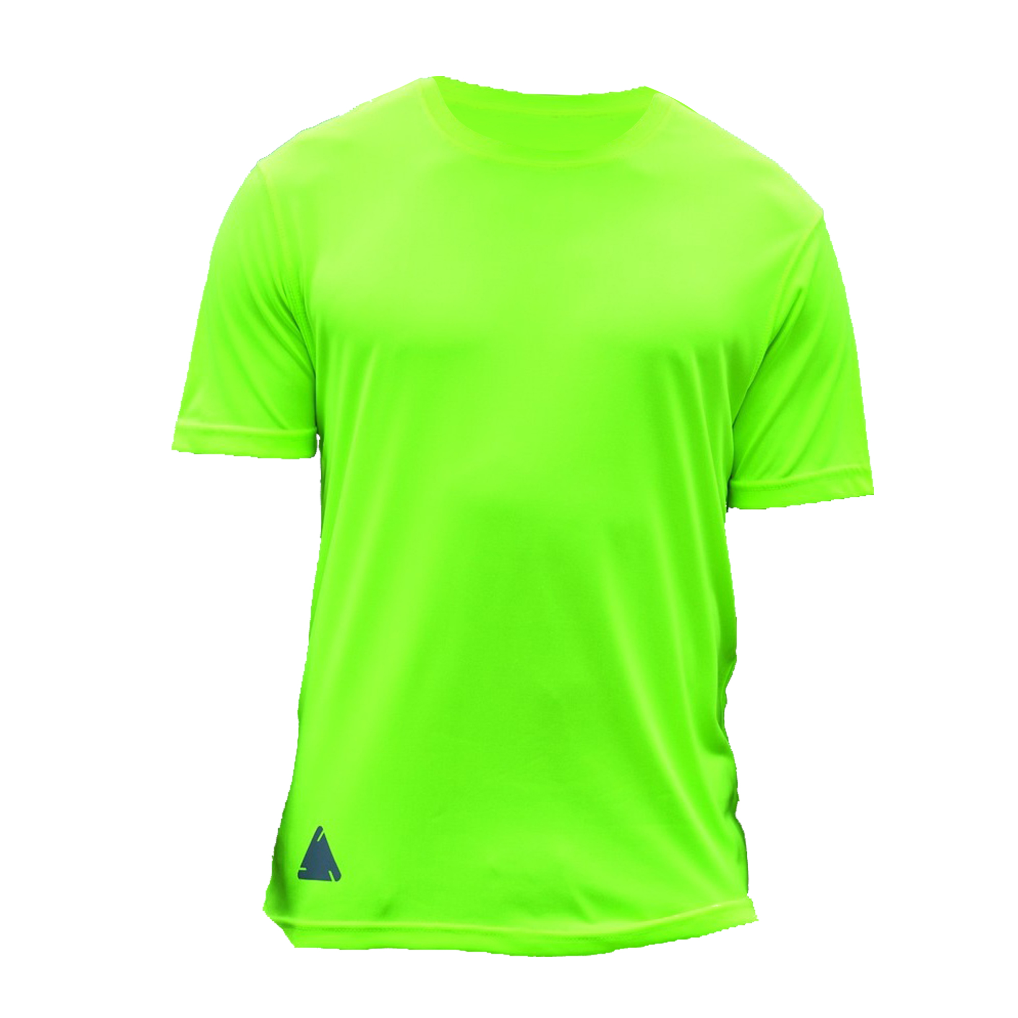 Rty enhanced high vis mens enhanced visibility dynamic for Hi viz running shirt