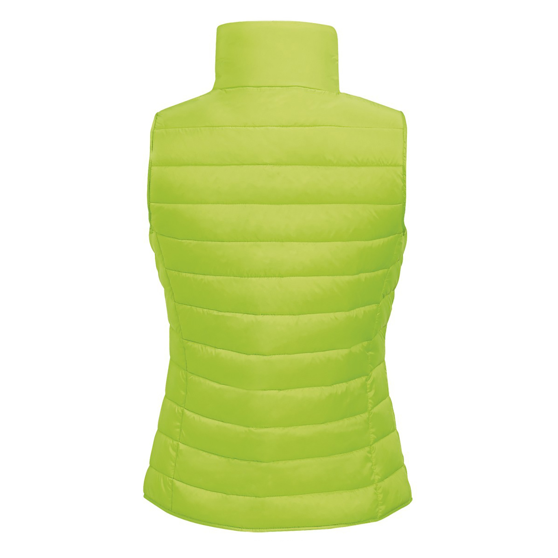 SOLS Womens//Ladies Wave Padded Water Repellent Bodywarmer//Gilet PC2454