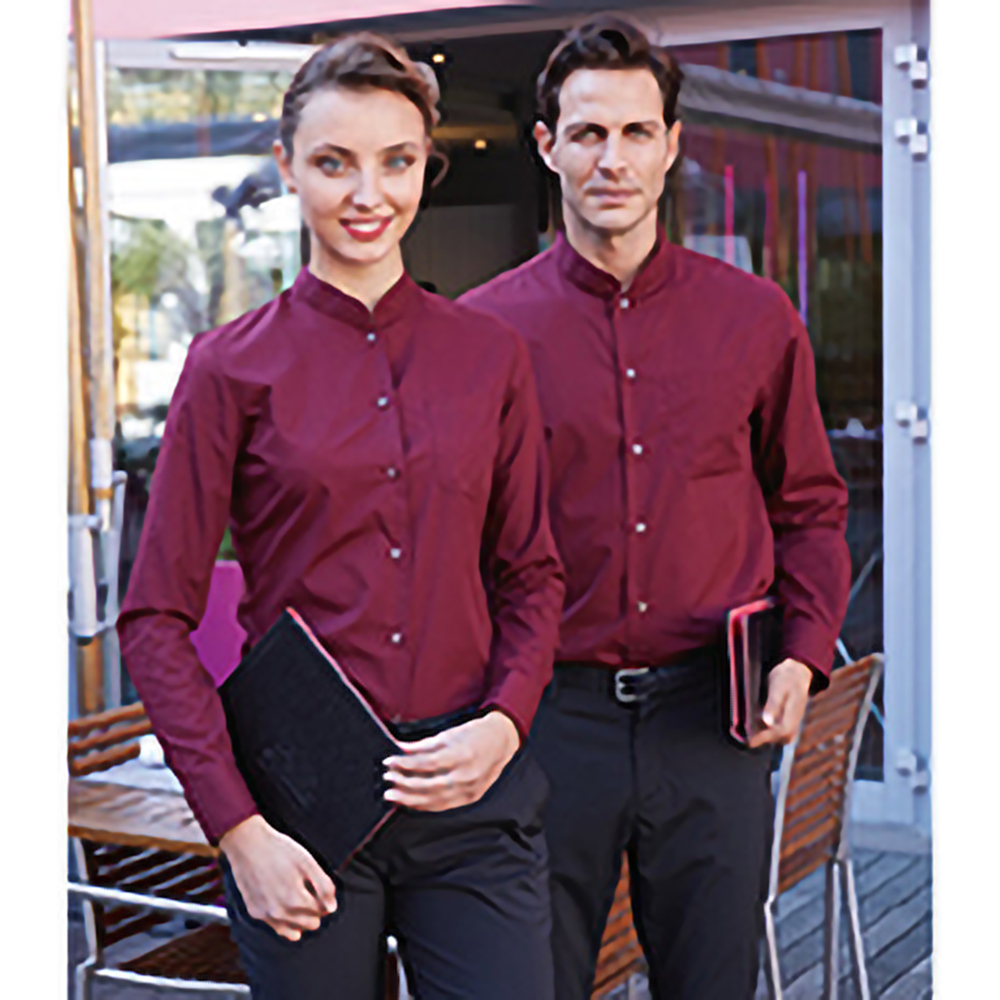 Long Sleeve Collared Shirt. A long sleeve polo is the perfect garment for casual days at work or other casual affairs when the occasion calls for something more than a atrociouslf.gq turned-down collar and two or three buttons at the top give it a crisp, neat look, which only adds to its versatility.