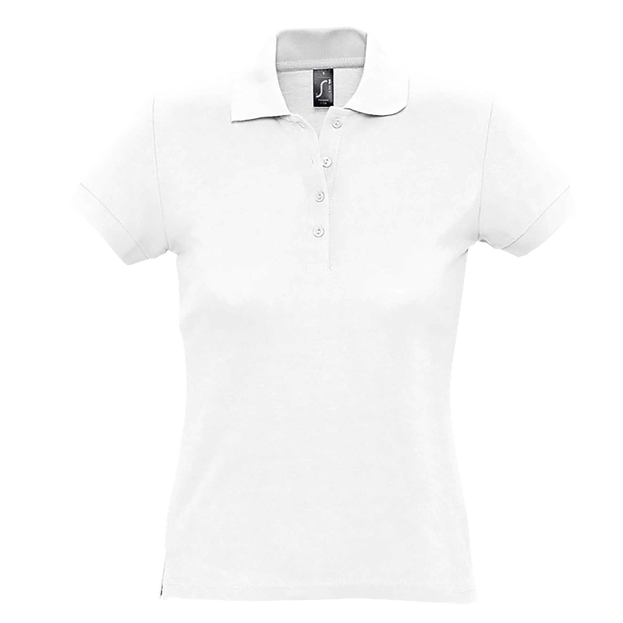 Sols Womens Ladies Passion Pique Short Sleeve Polo Shirt