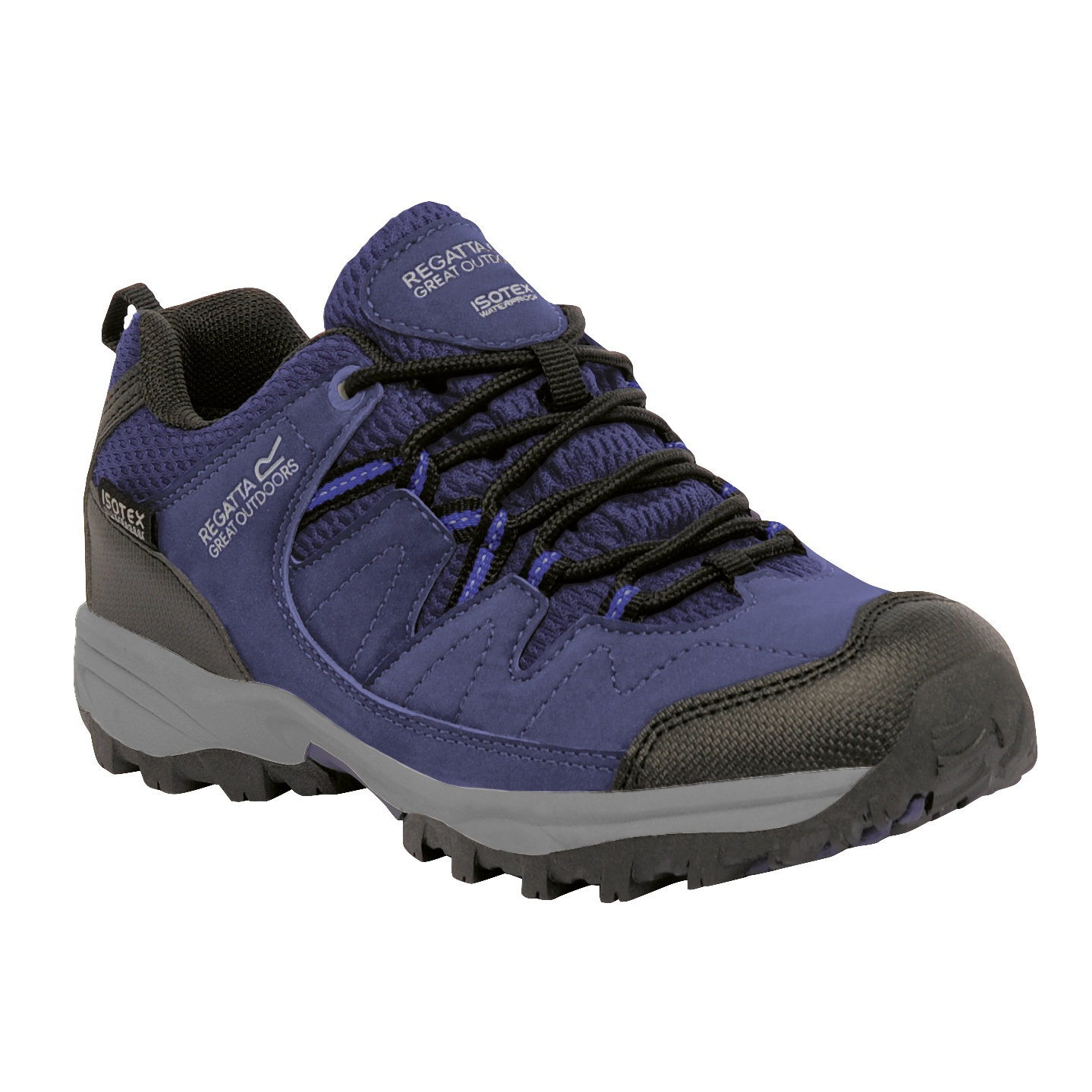 regatta great outdoors childrens holscombe lace up