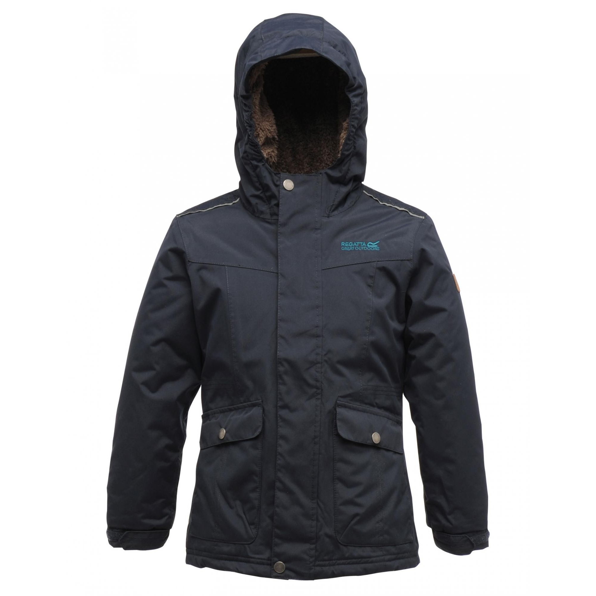 Regatta Great Outdoors Childrens Girls Akela Waterproof Jacket | eBay