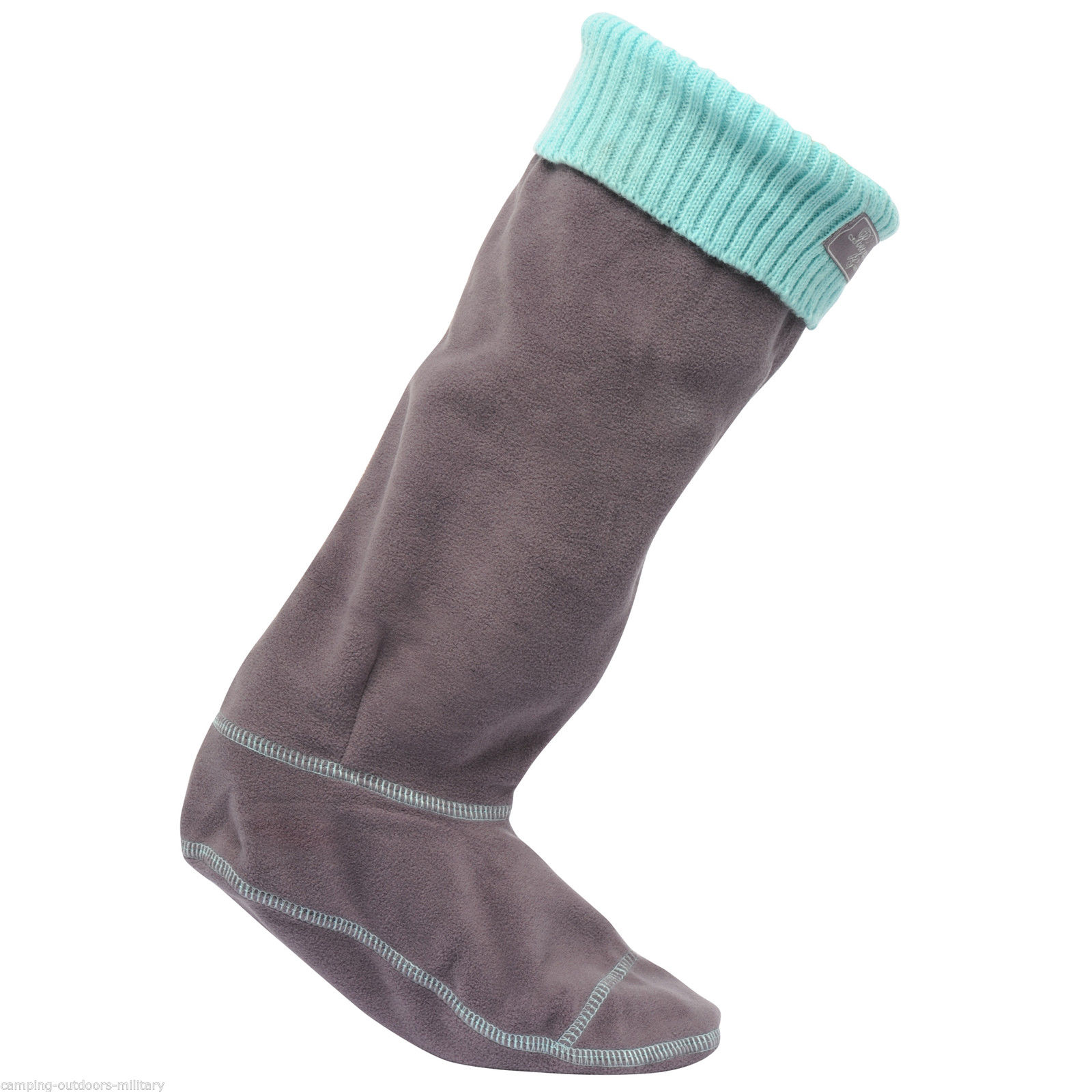 Regatta Great Outdoors Womens//Ladies Fleece Wellington Boot Socks RG1540