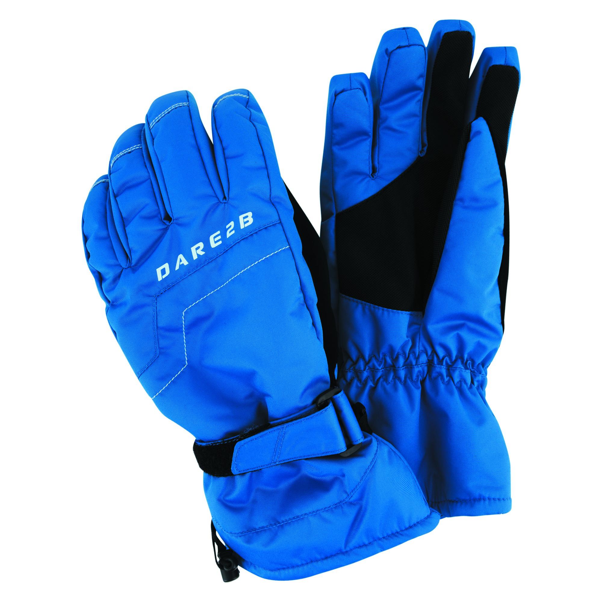 Mens ski gloves xl - Dare 2b Mens Summon Waterproof Ski Gloves 2
