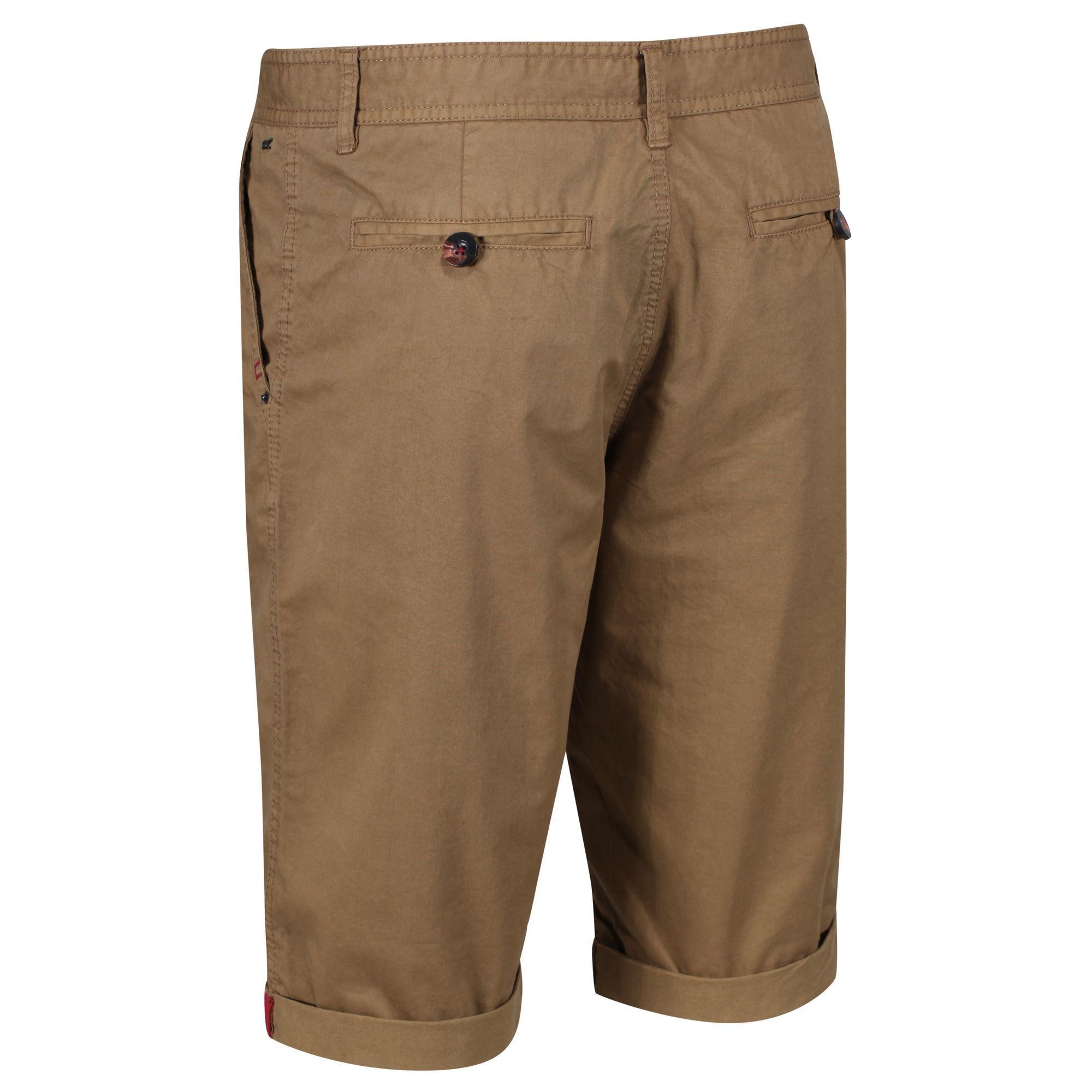 Regatta Mens Santino Coolweave Casual Shorts RG4161
