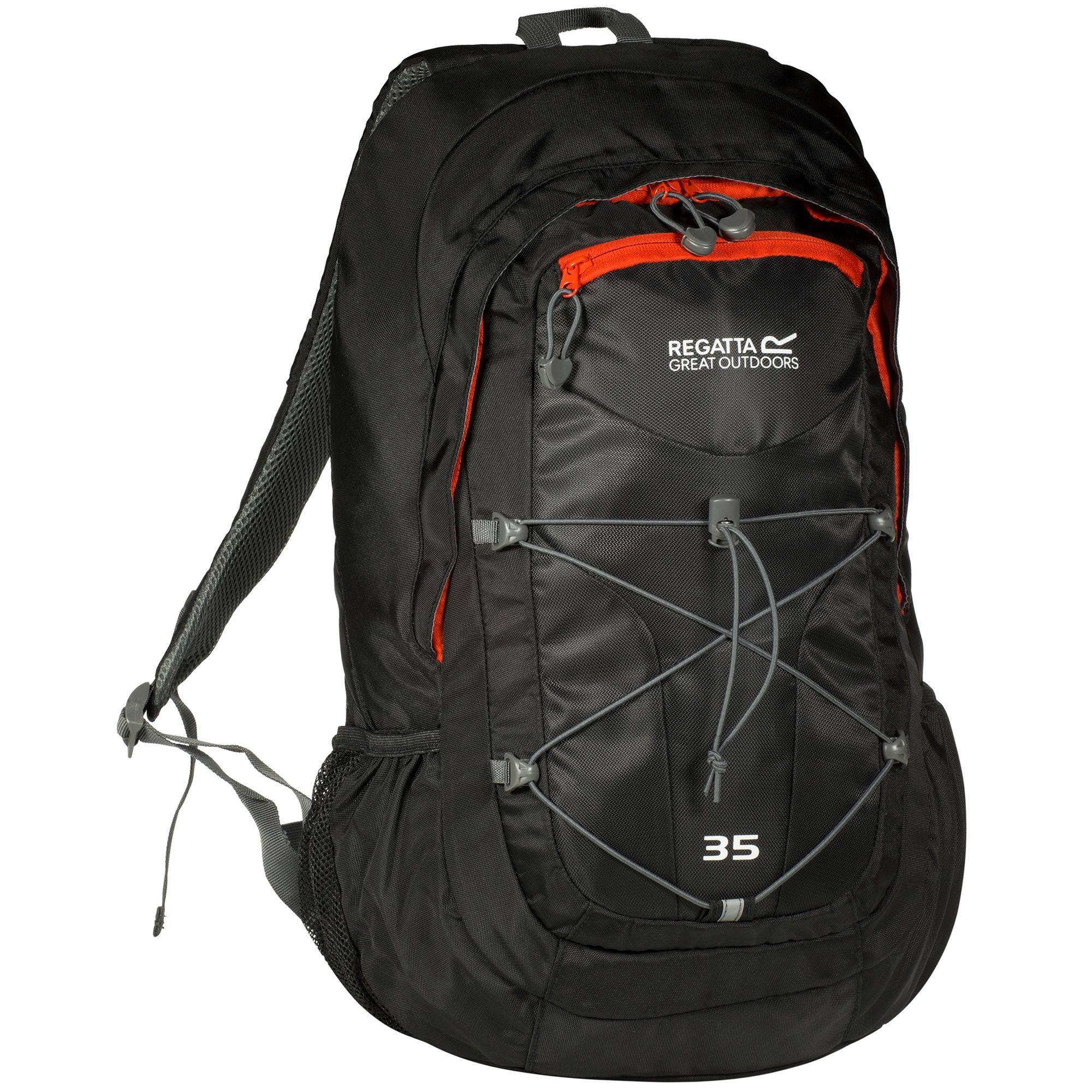 regatta great outdoors atholl 35 litre rucksack daypack ebay. Black Bedroom Furniture Sets. Home Design Ideas