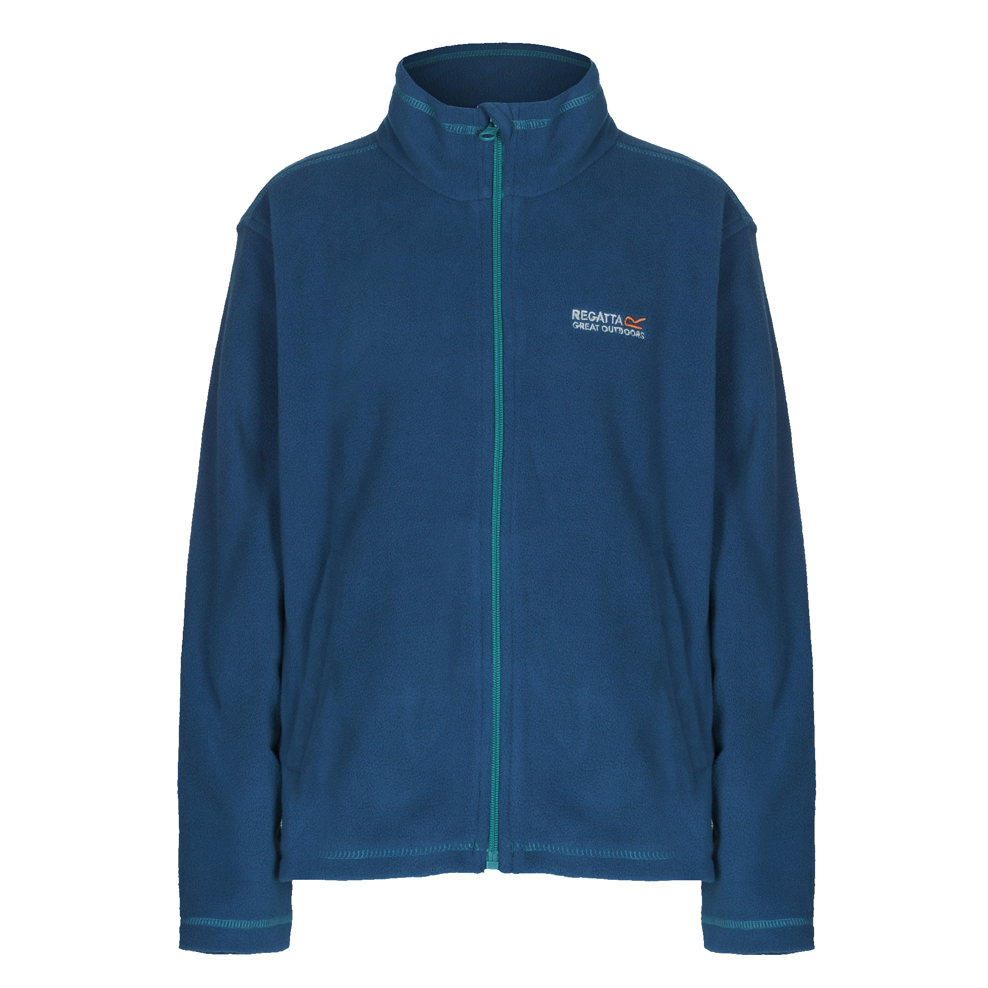 RG565 Regatta Great Outdoors Kinder Fleece Jacke King II