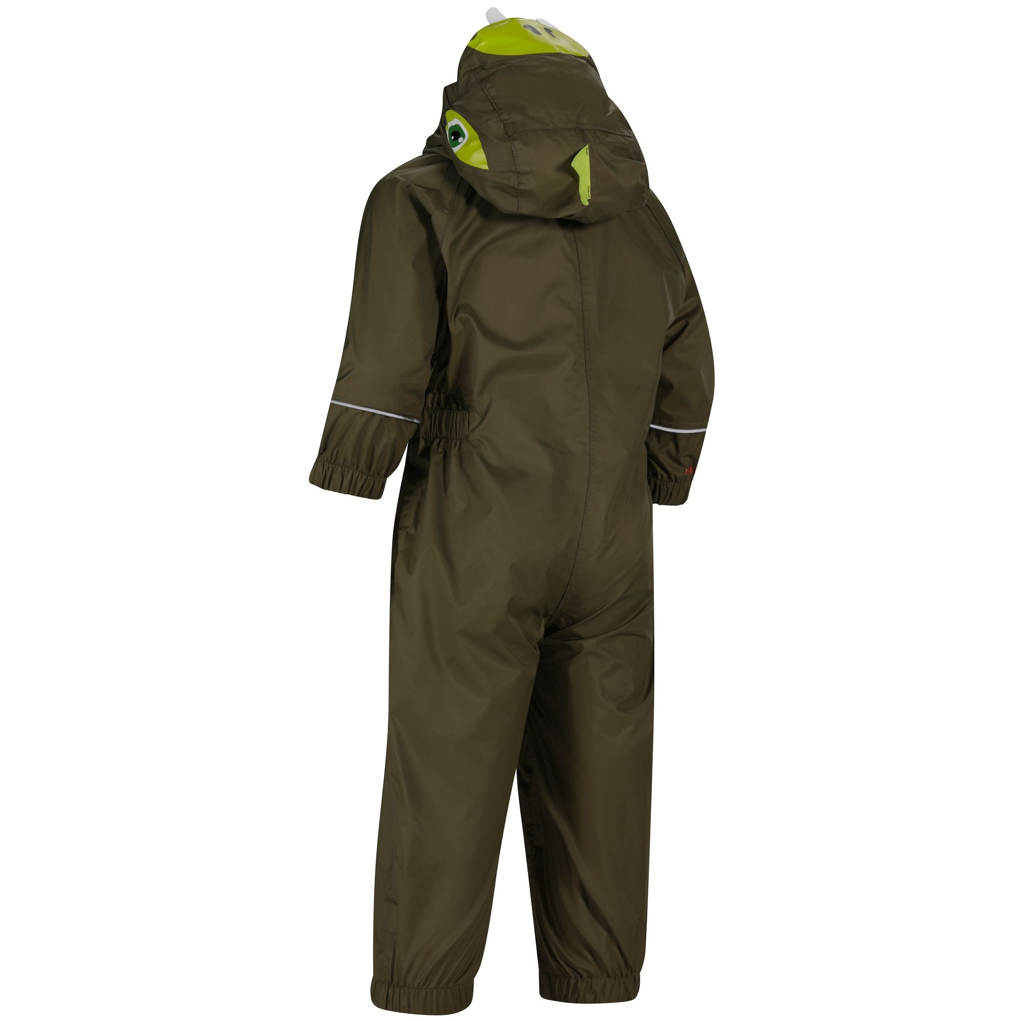 Regatta Great Outdoors Kids Charco Waterproof Rain Suit RG700