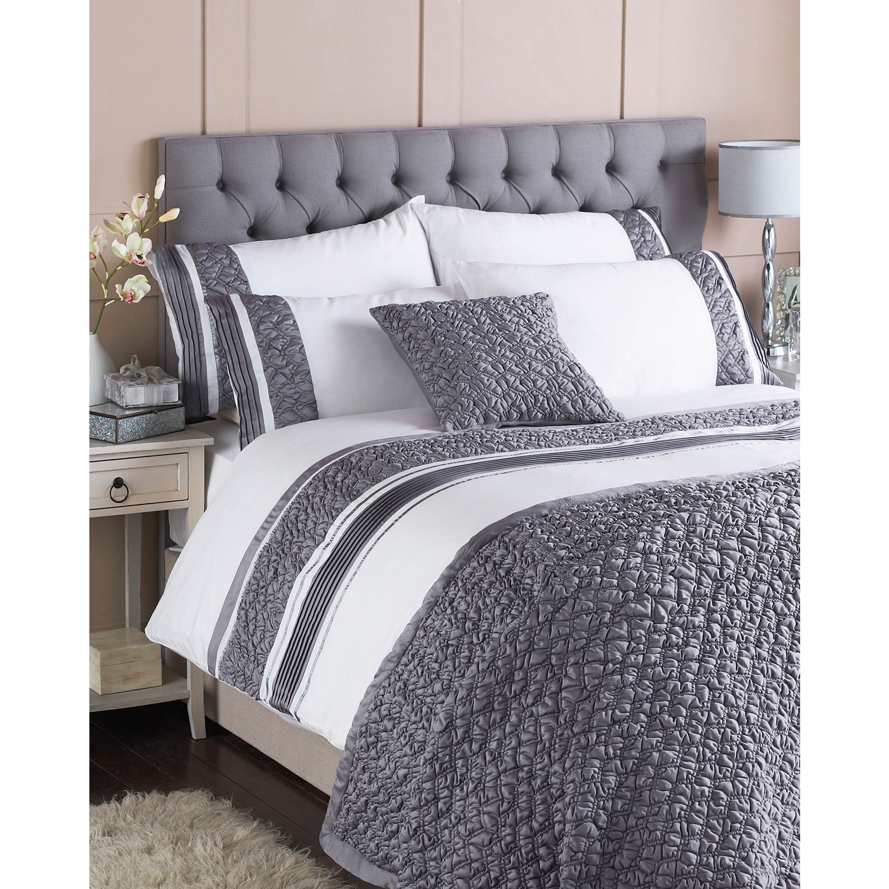 Riva Home Macy Duvet Sheet And Pillowcase Set