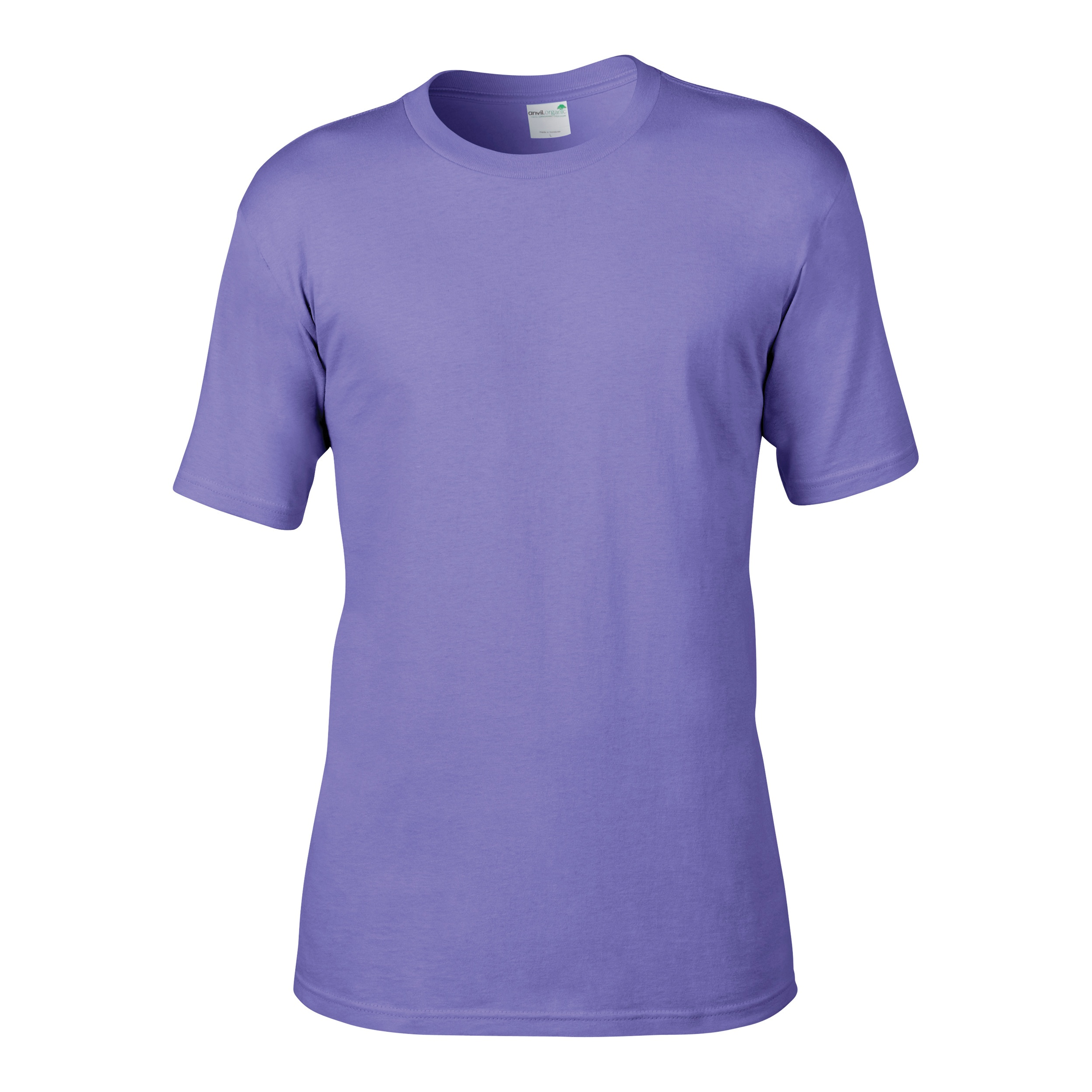 Anvil mens organic tee t shirt ebay for Where are anvil shirts made