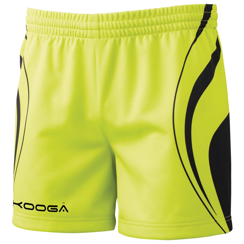 kooga herren sport shorts sporthose kurz enganliegend ebay. Black Bedroom Furniture Sets. Home Design Ideas