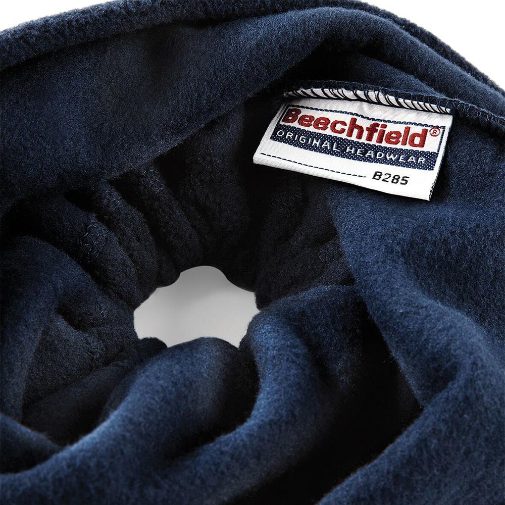 Beechfield Unisex Suprafleece Anti-Pilling 2in1 Winter Hat//Snood RW232