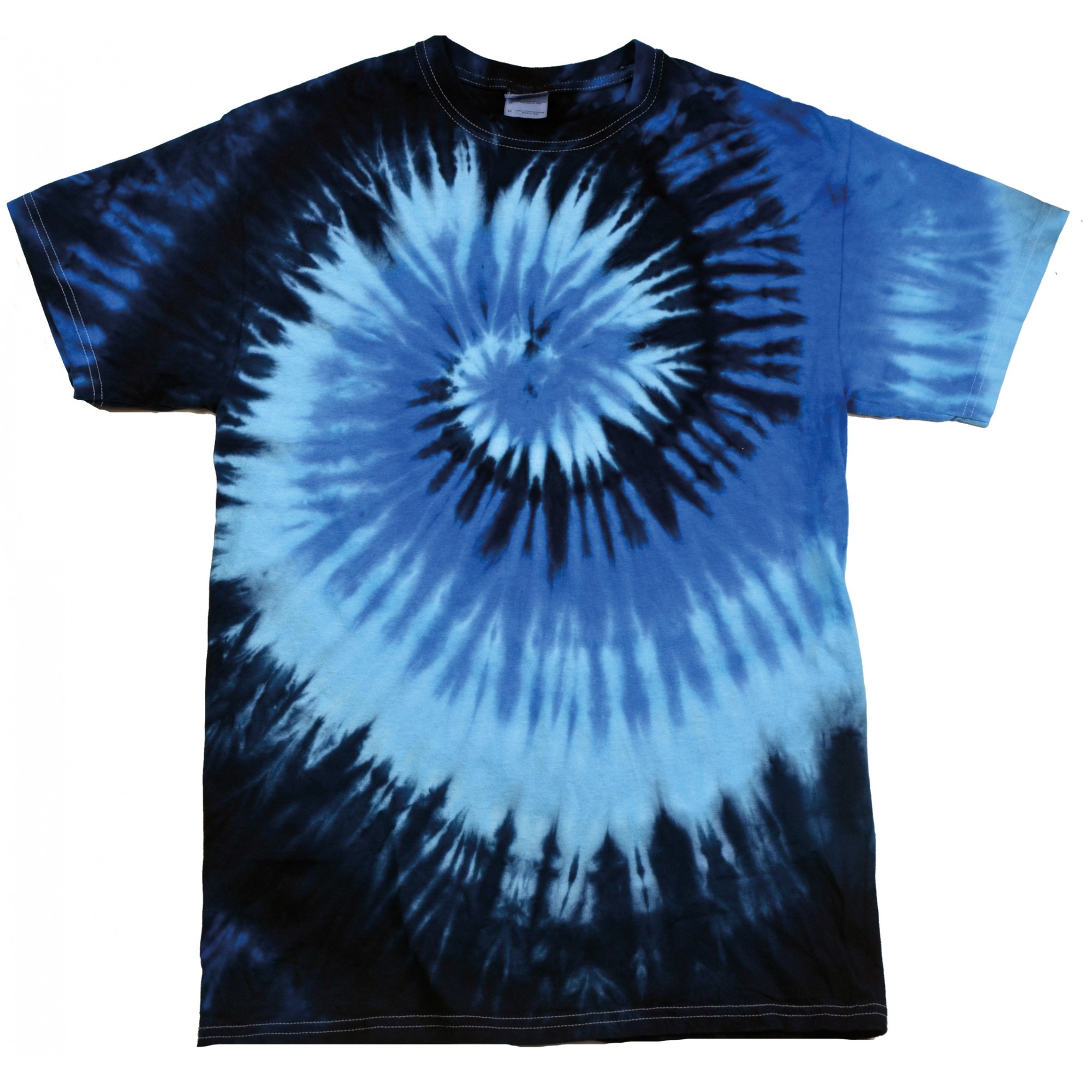 colortone womens ladies rainbow tie dye short sleeve heavyweight t shirt ebay. Black Bedroom Furniture Sets. Home Design Ideas