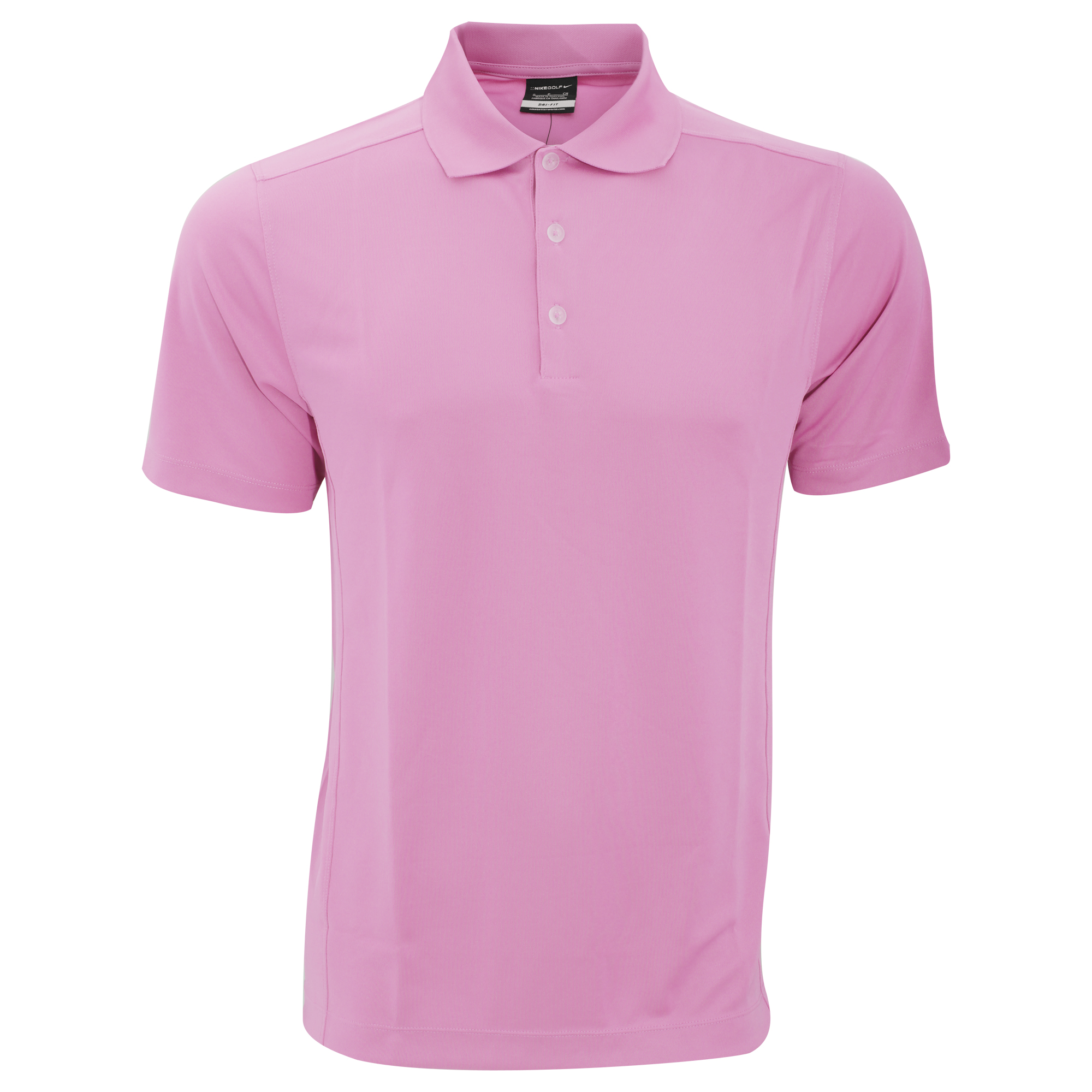Nike mens dry fit sports plain short sleeve polo shirt t for Best mens sport shirts