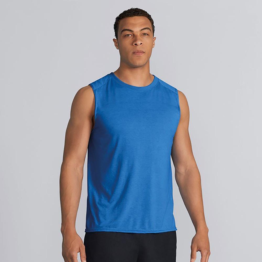 Gildan-Performance-Debardeur-de-sport-anti-microbiennes-Homme-S-3XL