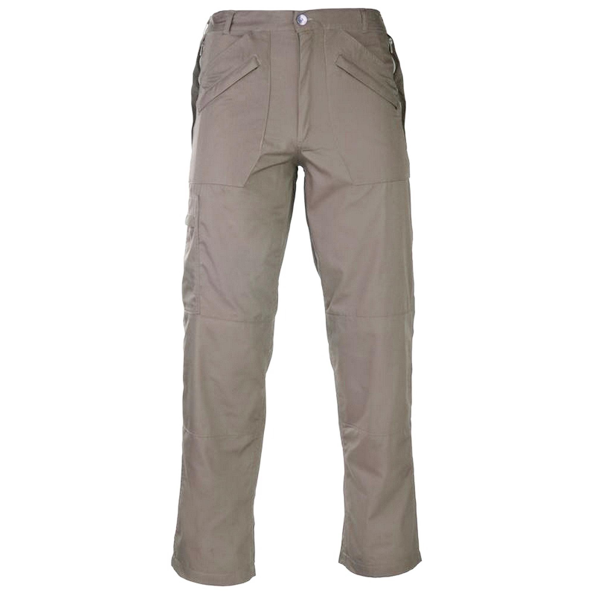 Regatta-Mens-Action-II-Water-Repellent-Work-Trousers