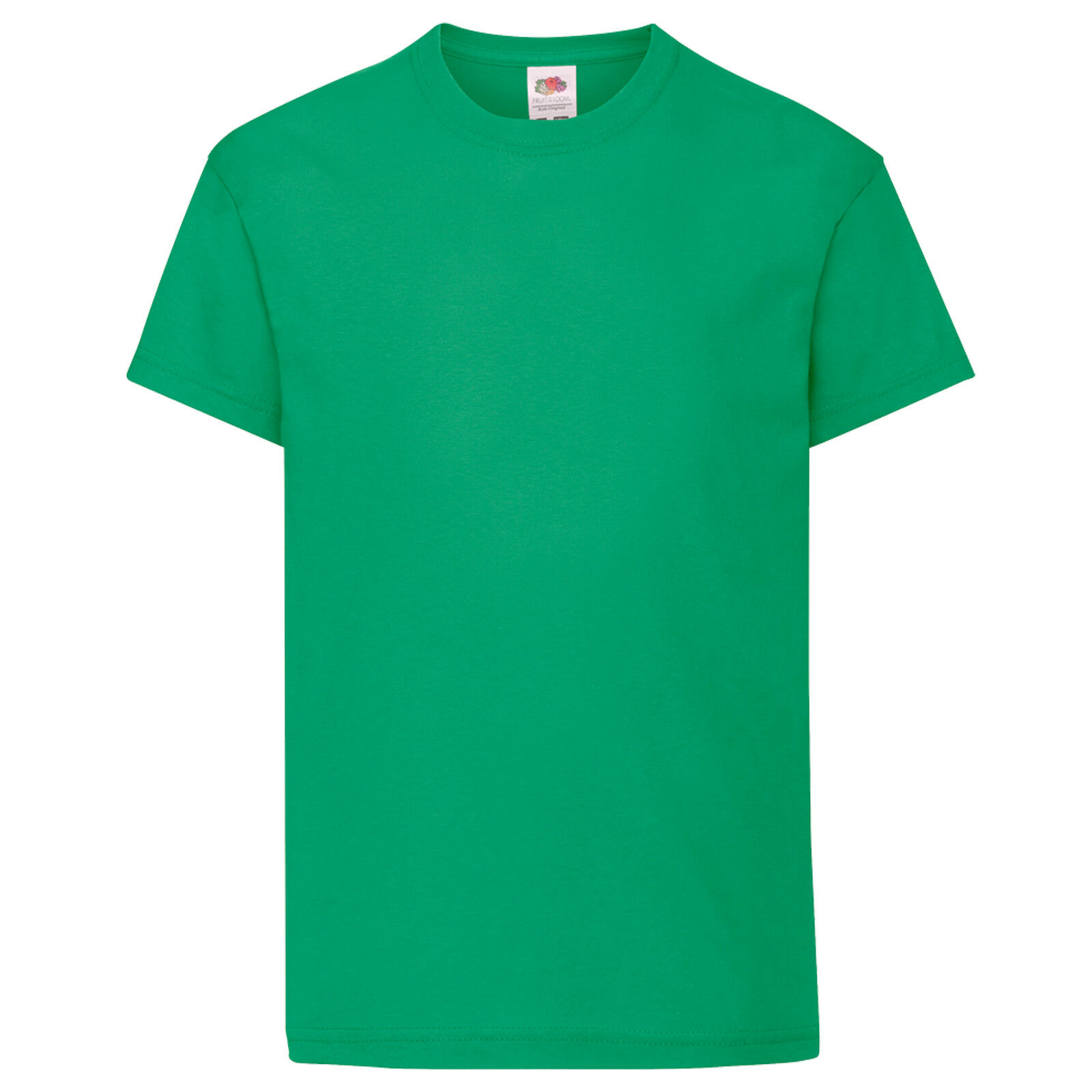 Fruit-Of-The-Loom-Camiseta-de-manga-corta-Original-de-Fruit-Of-The-Loom-para-n