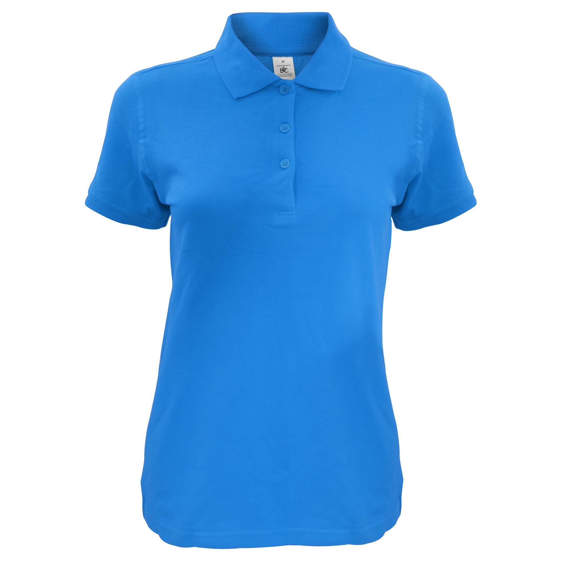 B C Womens Ladies Safran Timeless Polo Shirt Ebay