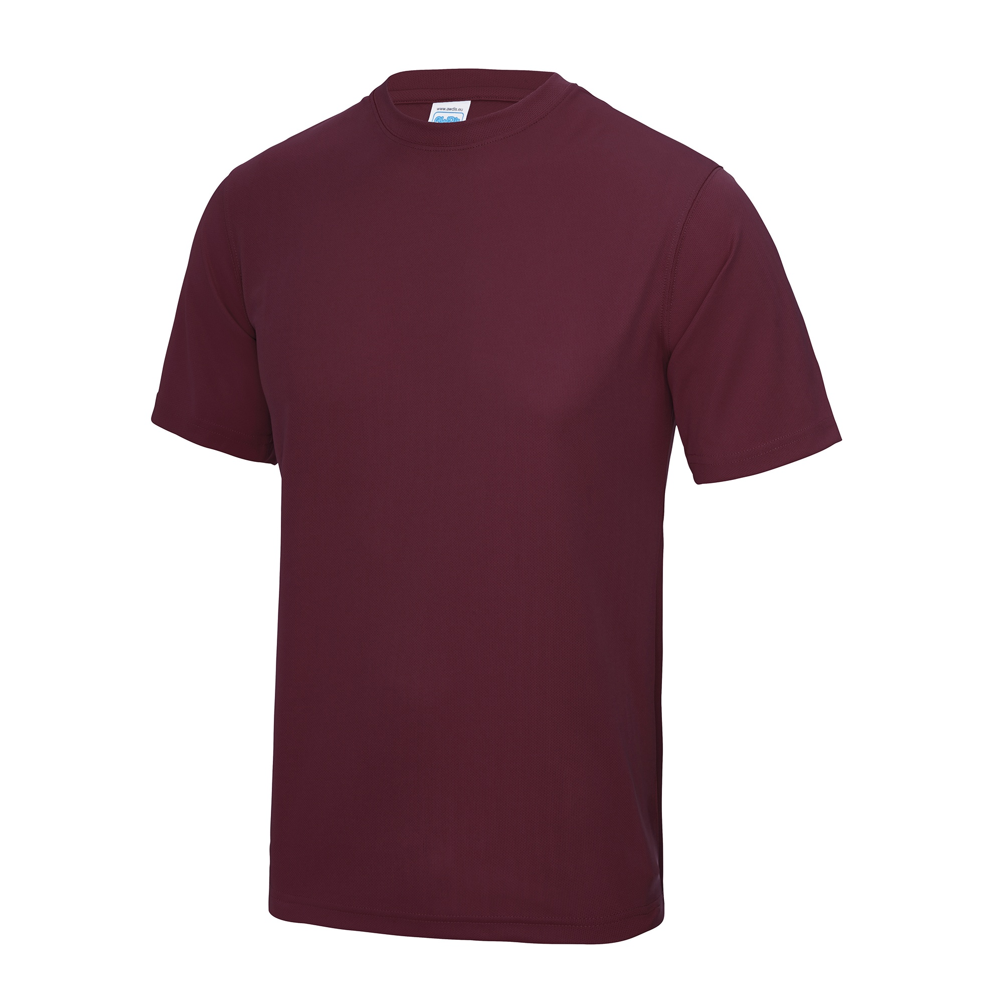 just cool mens performance plain t shirt ebay