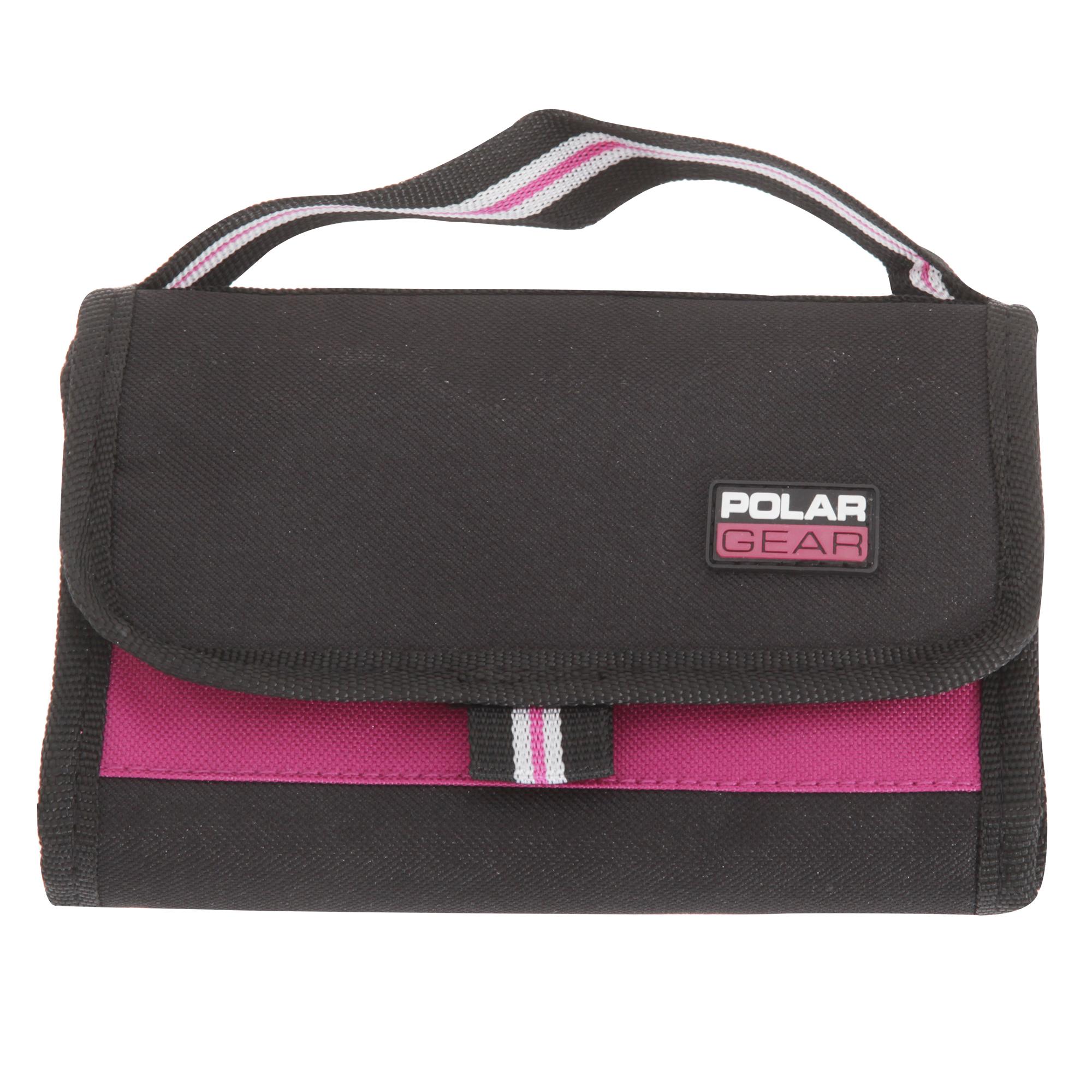 polar gear active folding insulated lunch bag cooler ebay