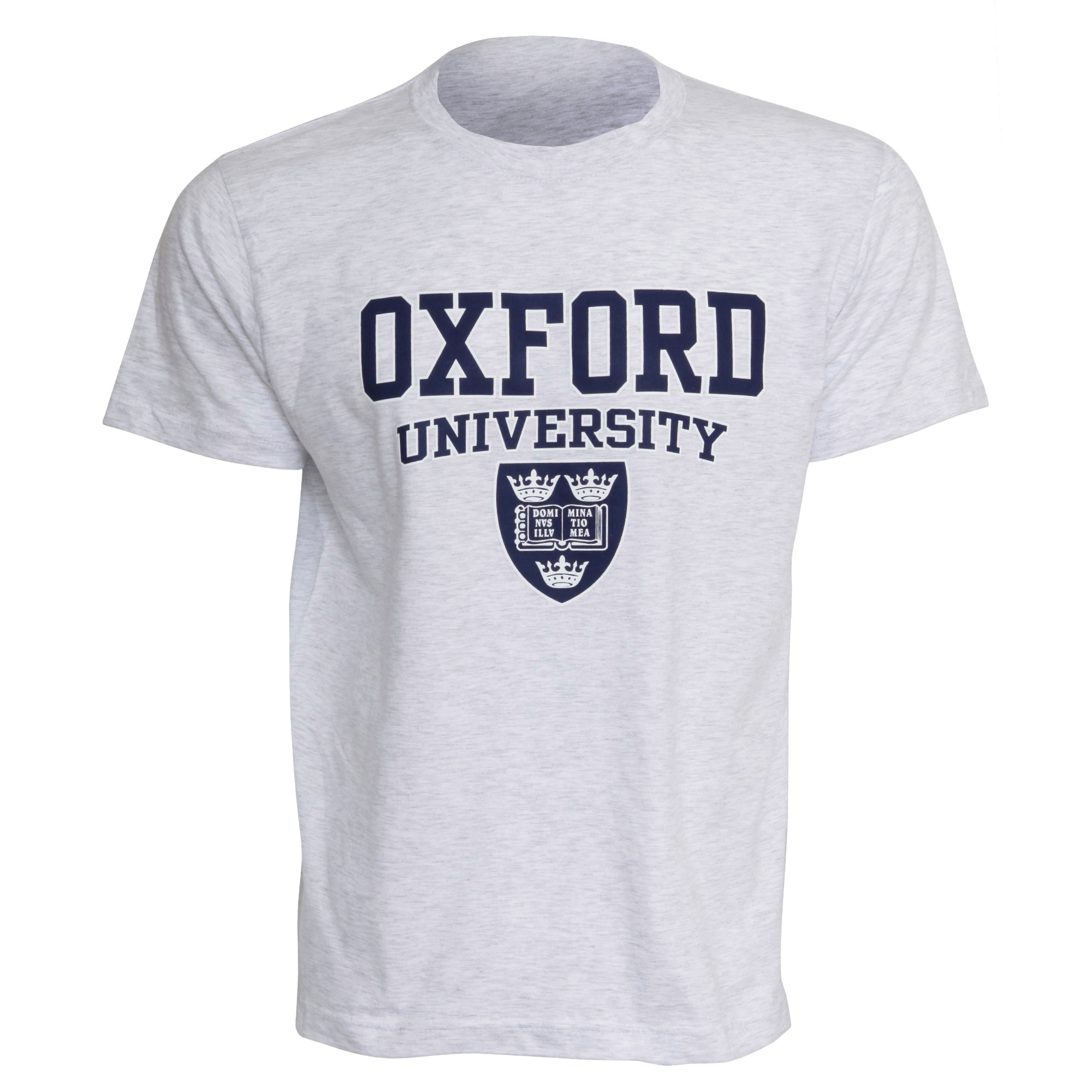 mens oxford university print short sleeve casual t shirt