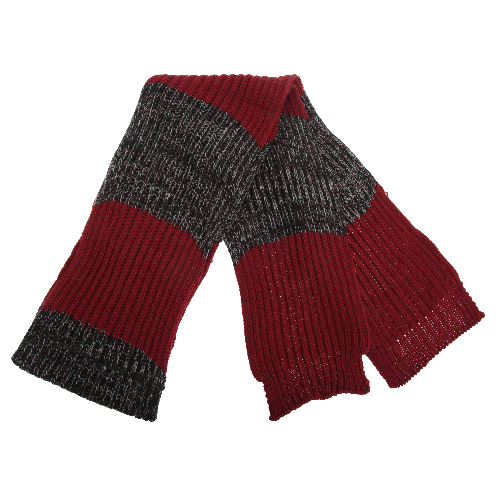 Stocking Stitch Knitting Patterns : Mens Two Tone Color Design Pattern Knitted Warm Winter Neck Scarf /Scarves ...
