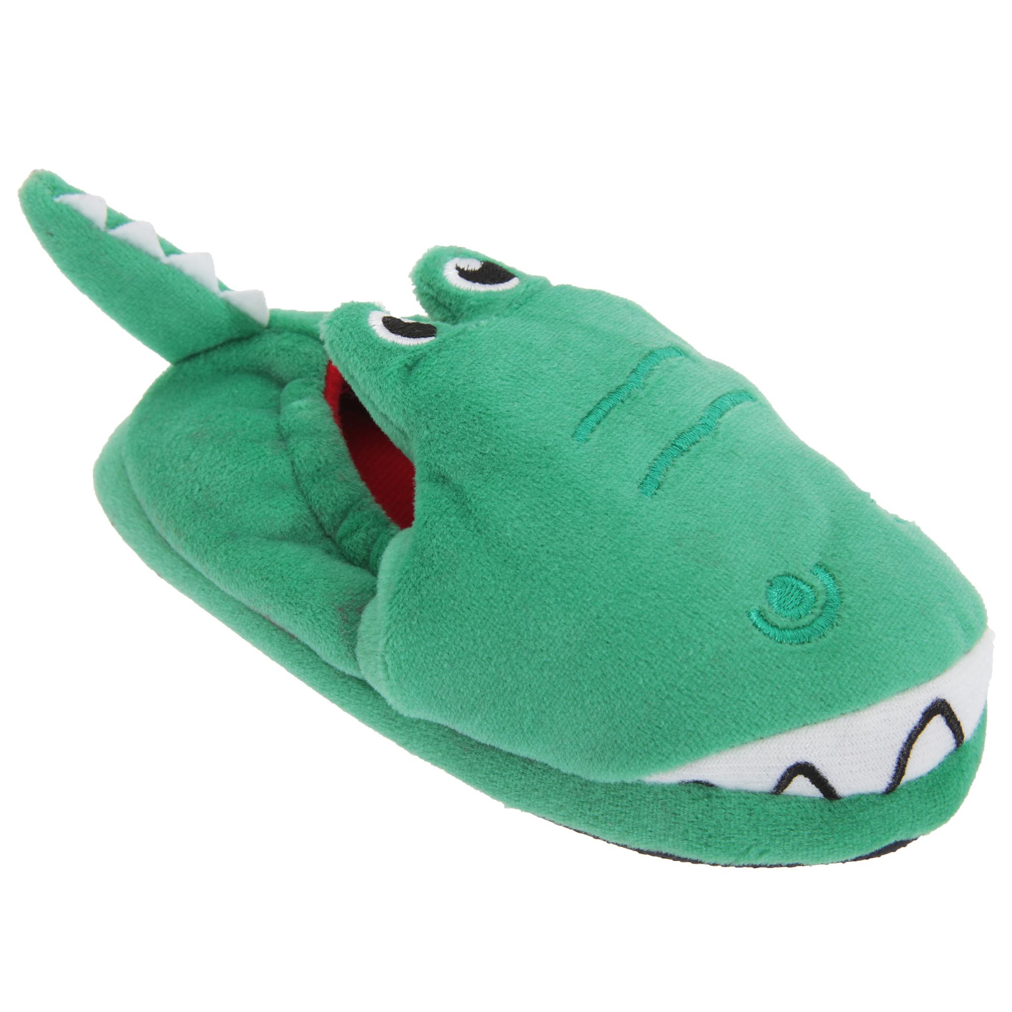 Zapatillas de estar por casa con dise o animal 3d para - Zapatillas estar por casa nino ...