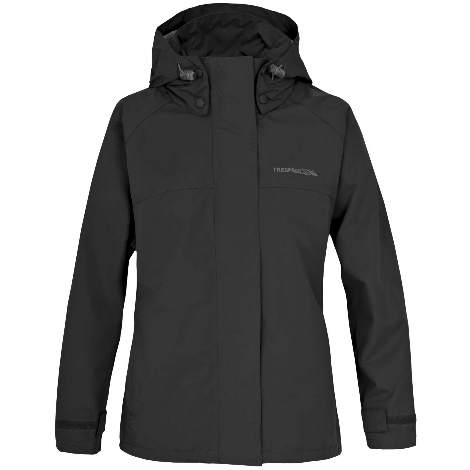 Trespass Womens/Ladies Hemisphere Waterproof Jacket 6 ...